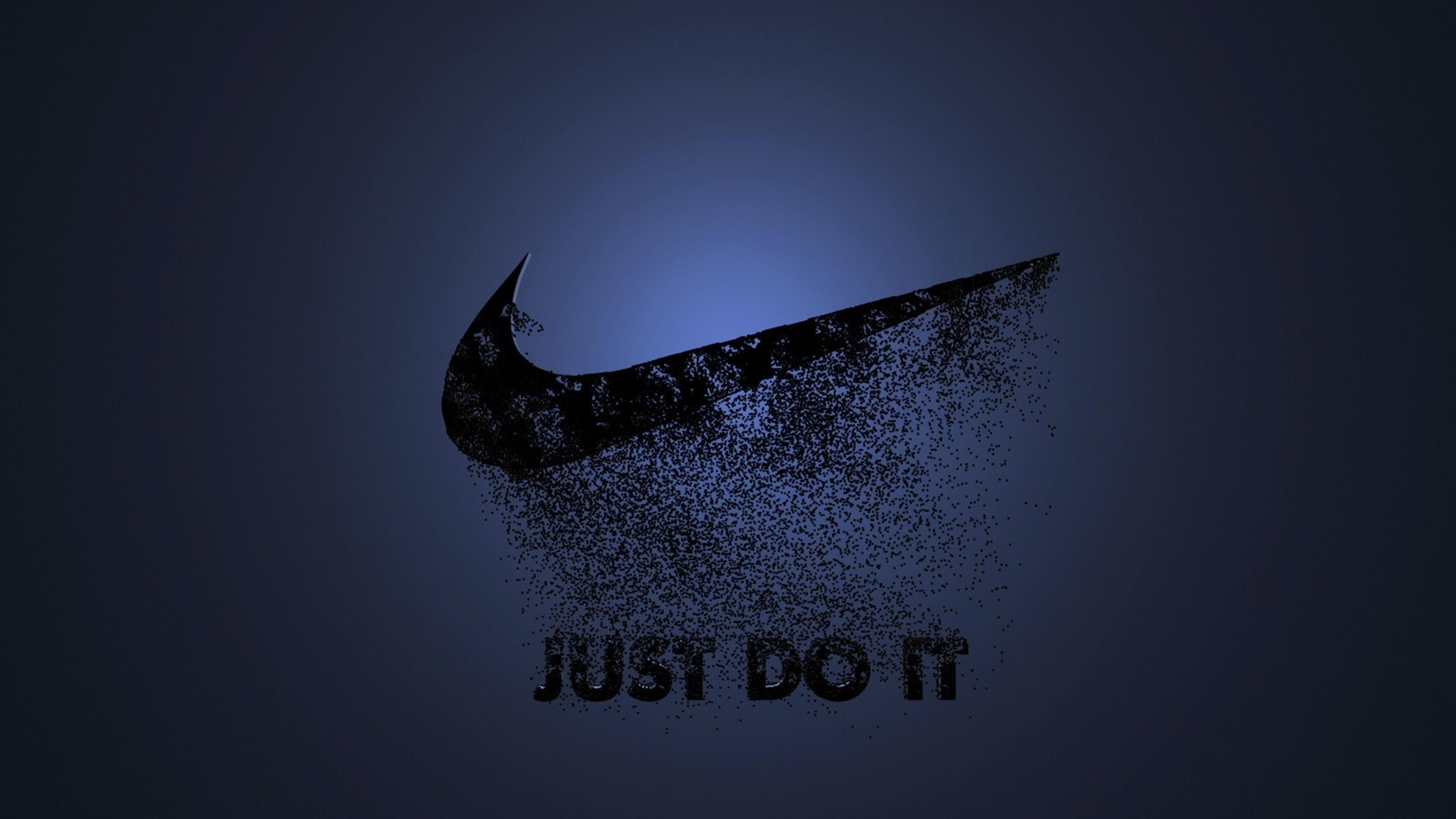 Res: 3840x2160, Nike Just Do It Wallpaper High Quality Resolution #38k