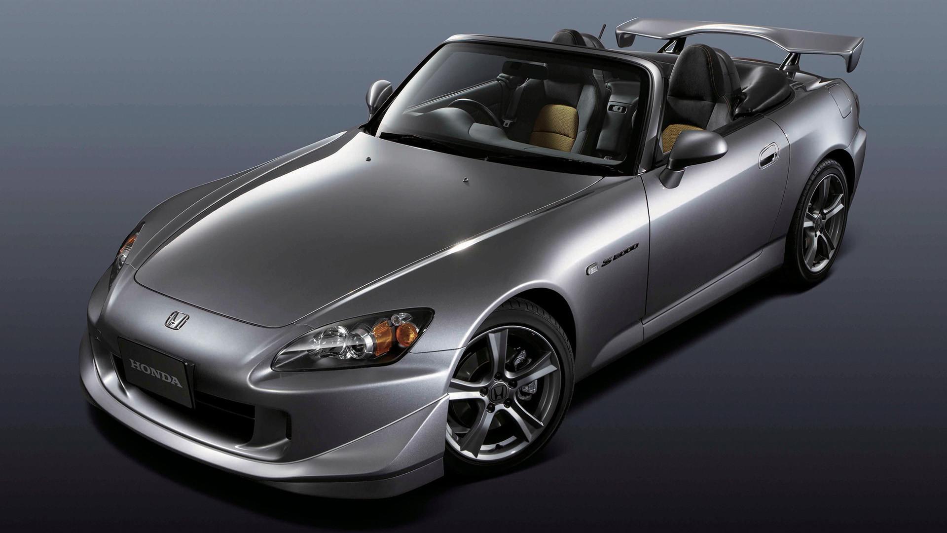 Res: 1920x1080, 2008 Honda S2000 Type-S picture.