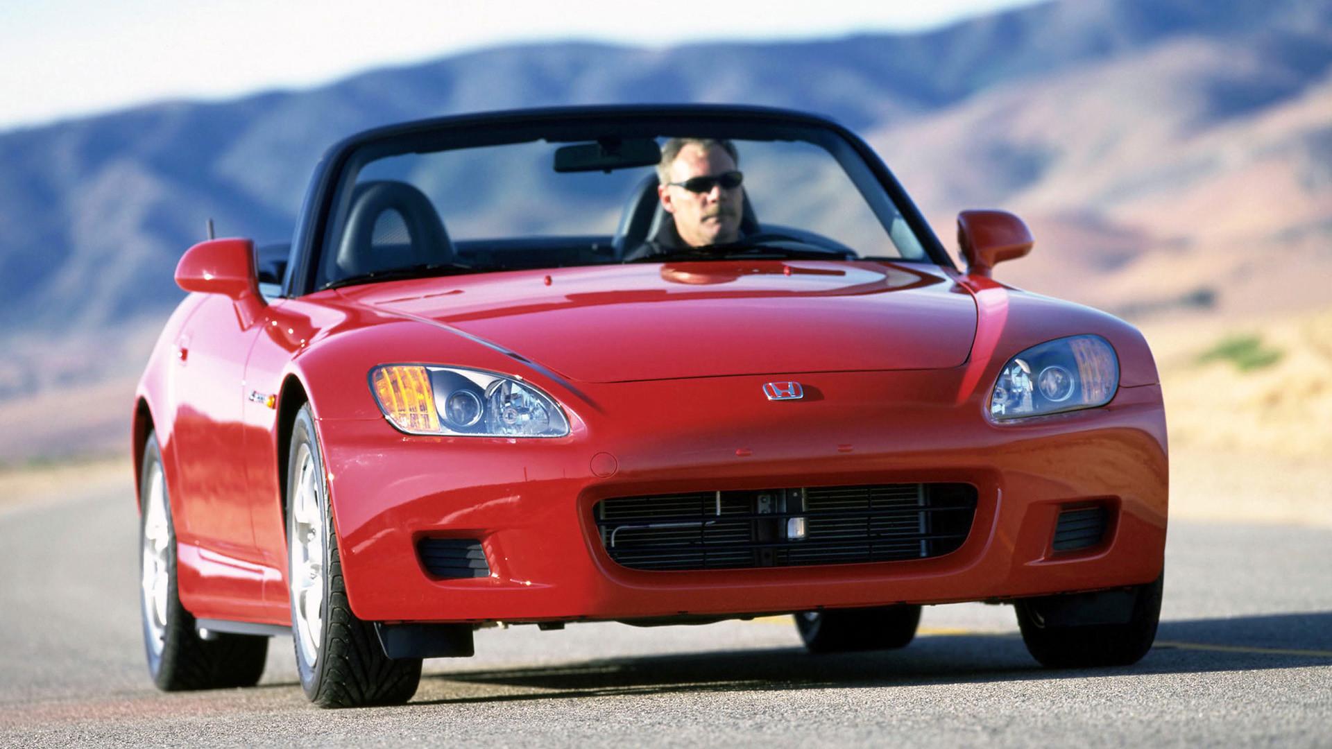 Res: 1920x1080, 1999 Honda S2000 picture.