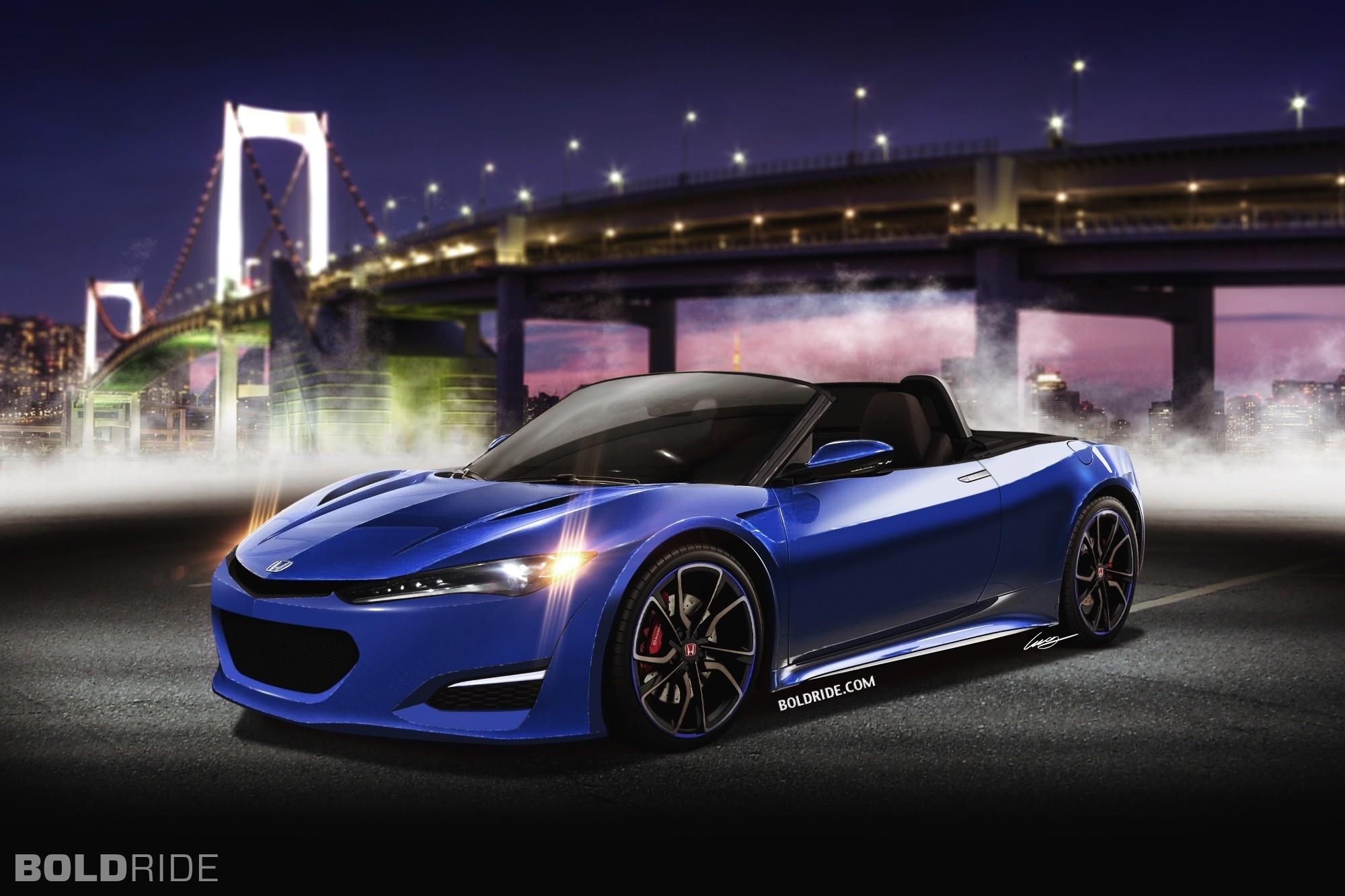 Res: 2000x1333, Honda Concept S2000
