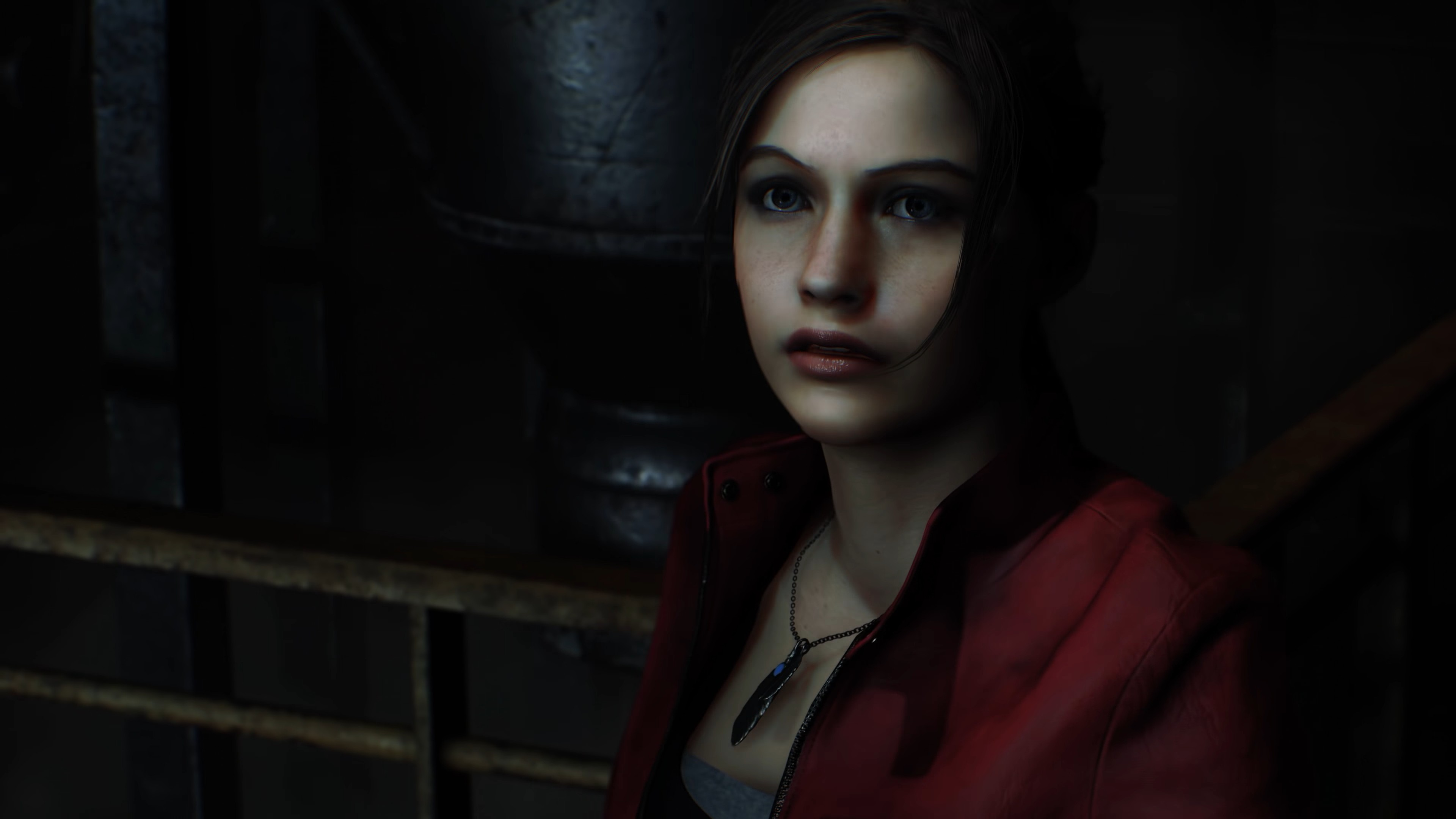 Res: 3840x2160, Claire Redfield Resident Evil 2