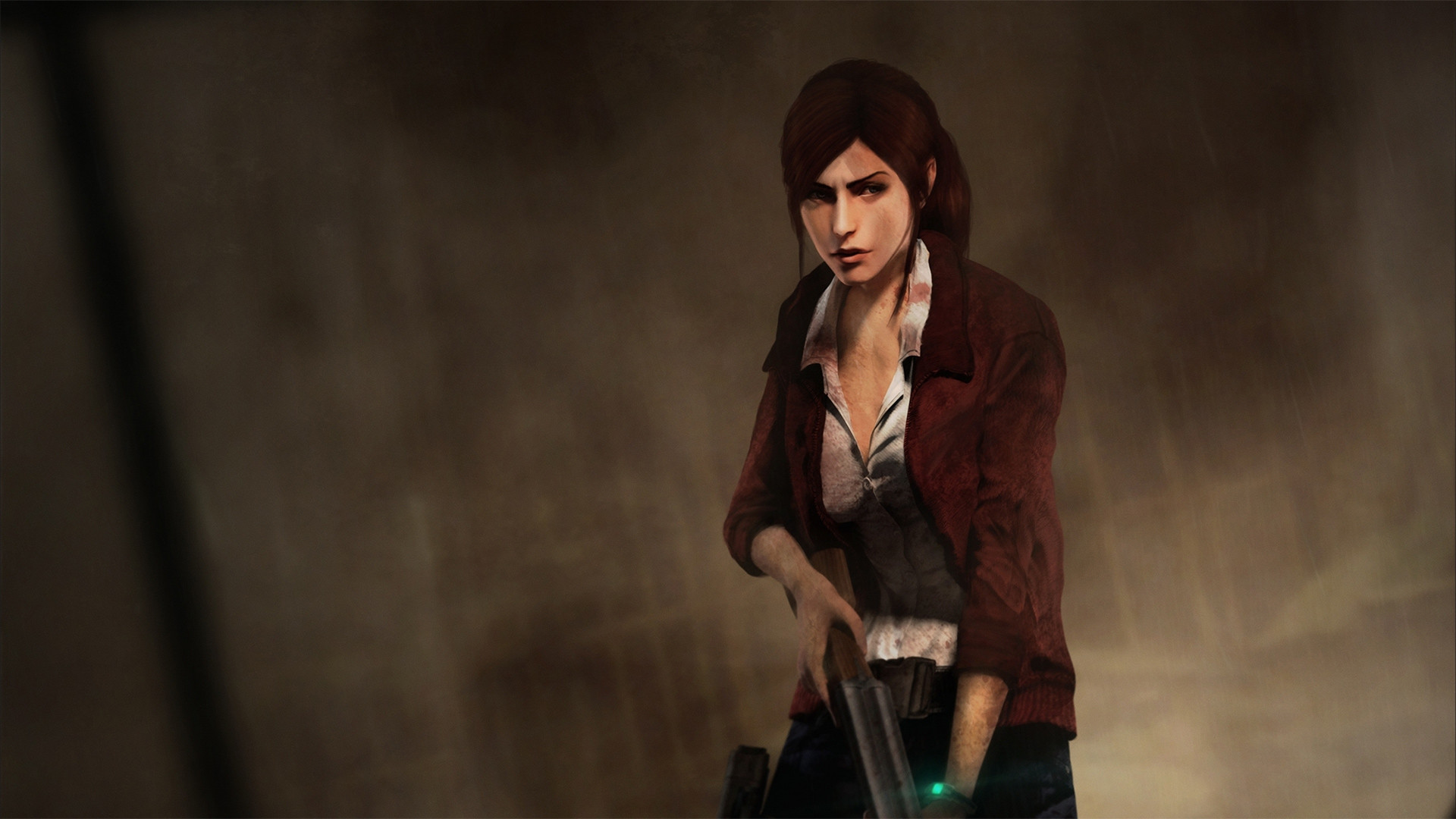 Res: 1920x1080, Claire Redfield Wallpaper from Resident Evil: Revelations 2