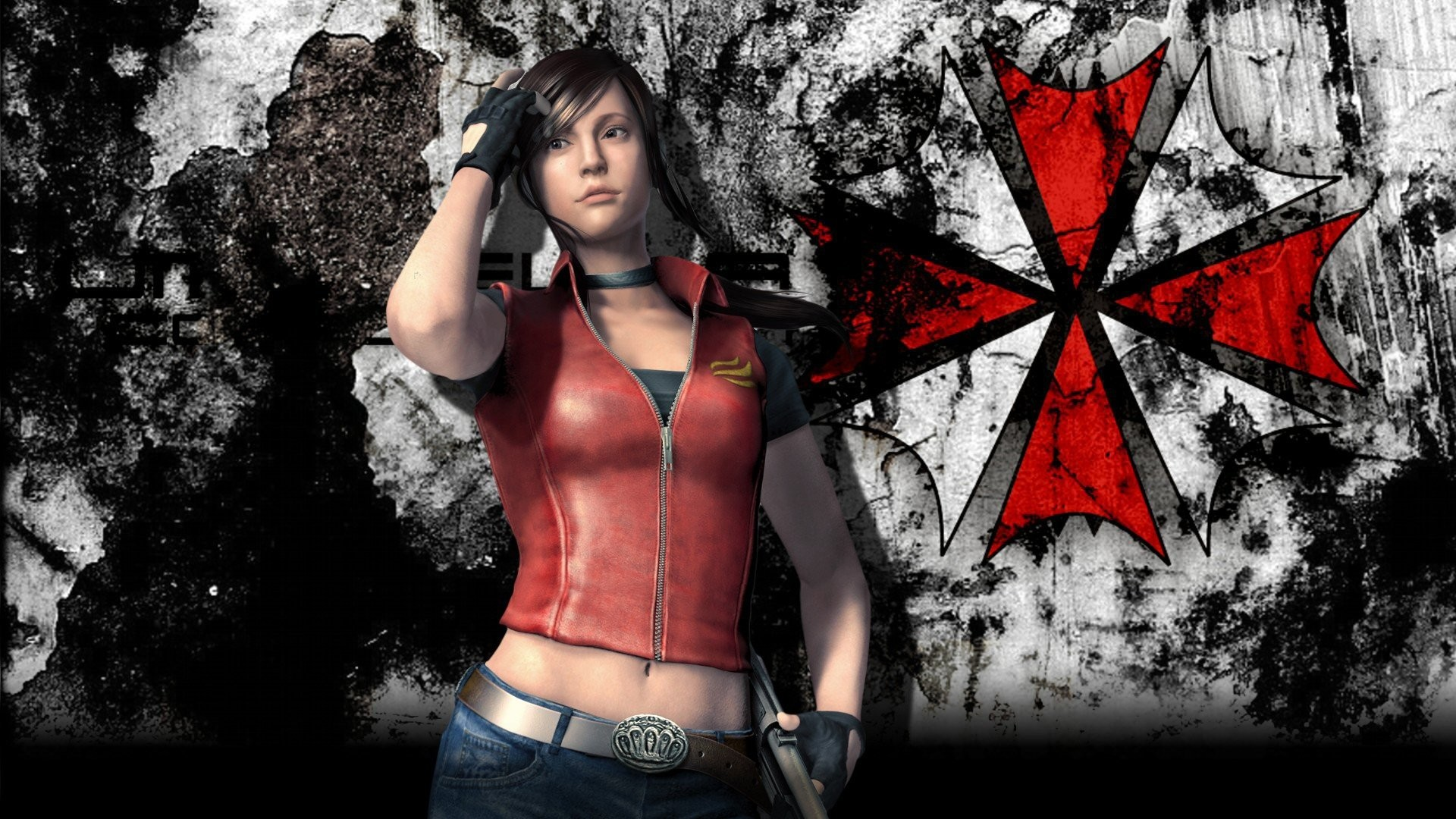 Res: 1920x1080, Download Wallpaper · ClaireClaire RedfieldRERedfieldResident Evil