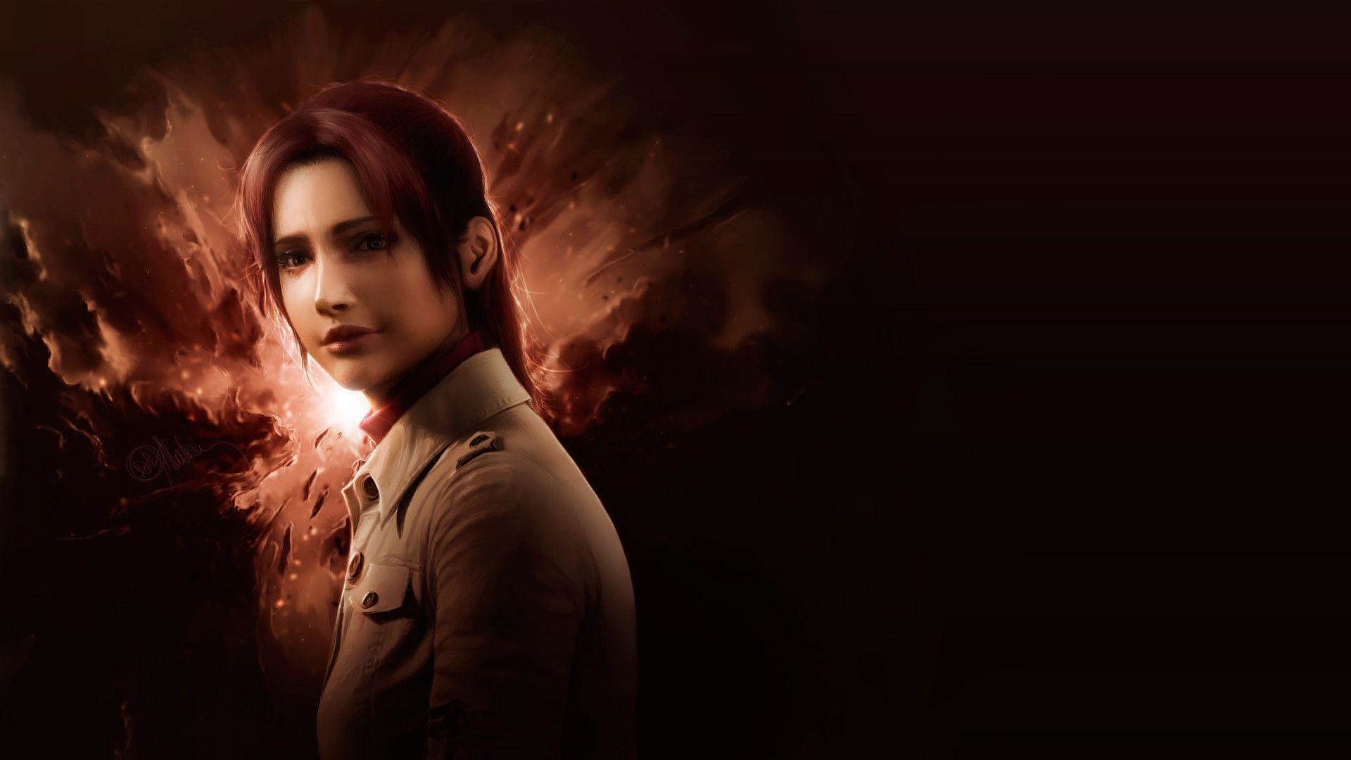 Res: 1920x1080, Claire Redfield Wallpapers