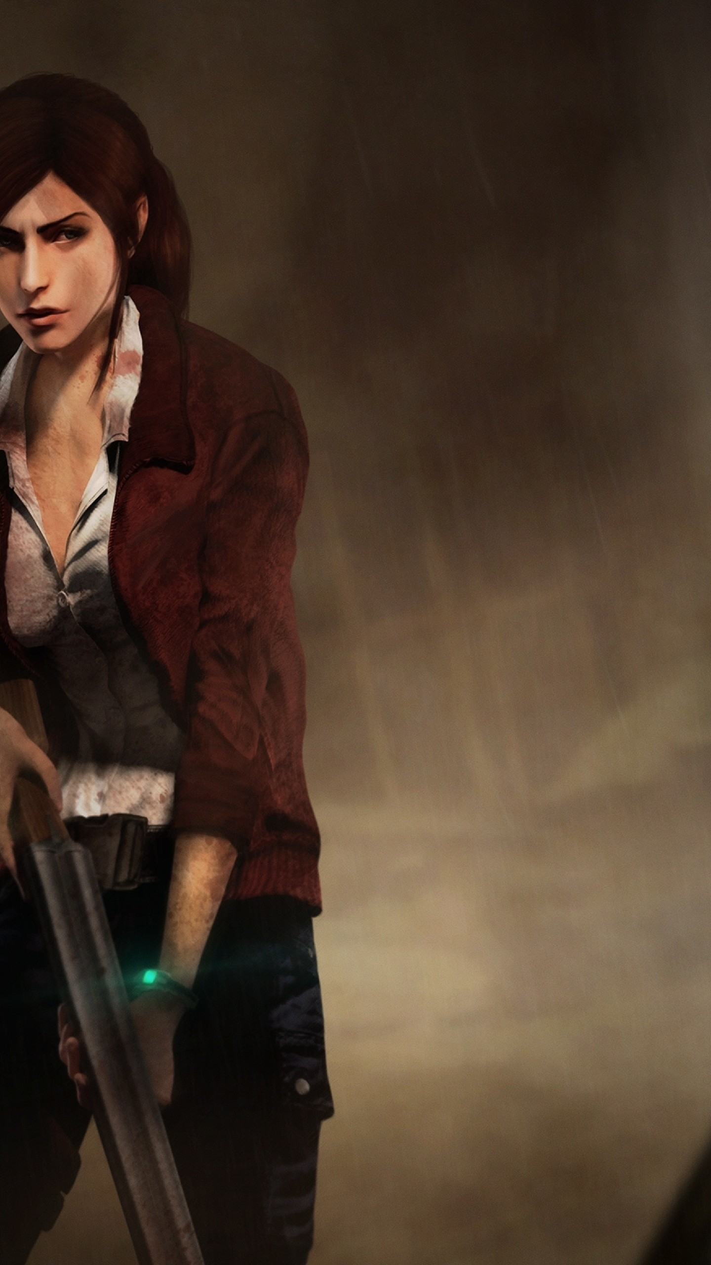 Res: 1440x2560, HD Wallpaper | Background Image resident evil, revelations 2, claire  redfield