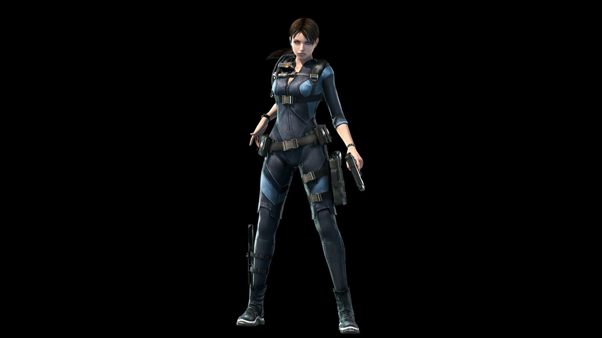 Res: 1920x1080, Claire Redfield - Resident Evil HD Wallpaper