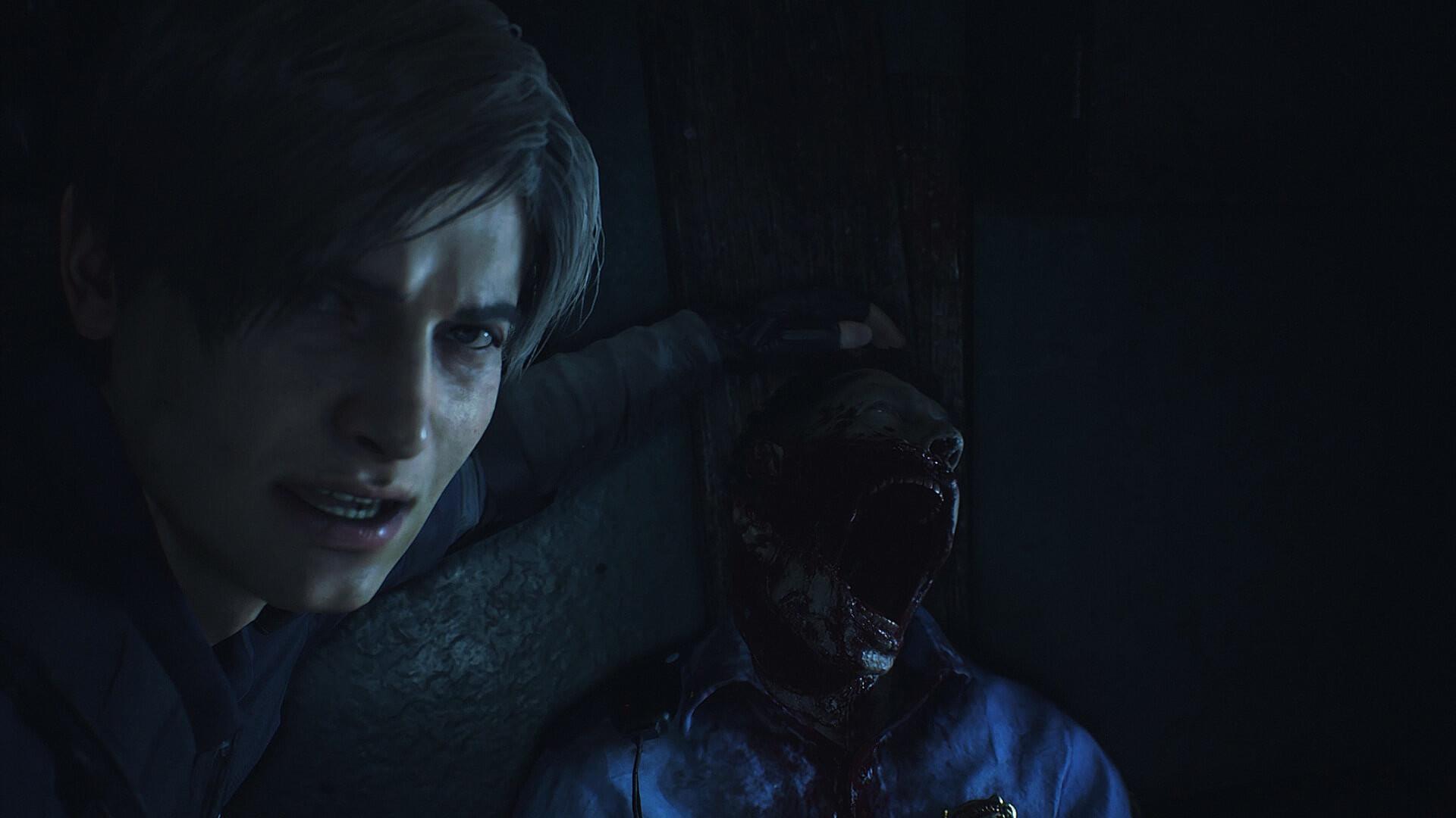Res: 1920x1080, So wie im Original aus dem Jahr 1998 begibt sich Claire Redfield auch in  der Neuauflage nach Raccoon City, um dort nach ihrem verschwundenen Bruder  Chris zu ...