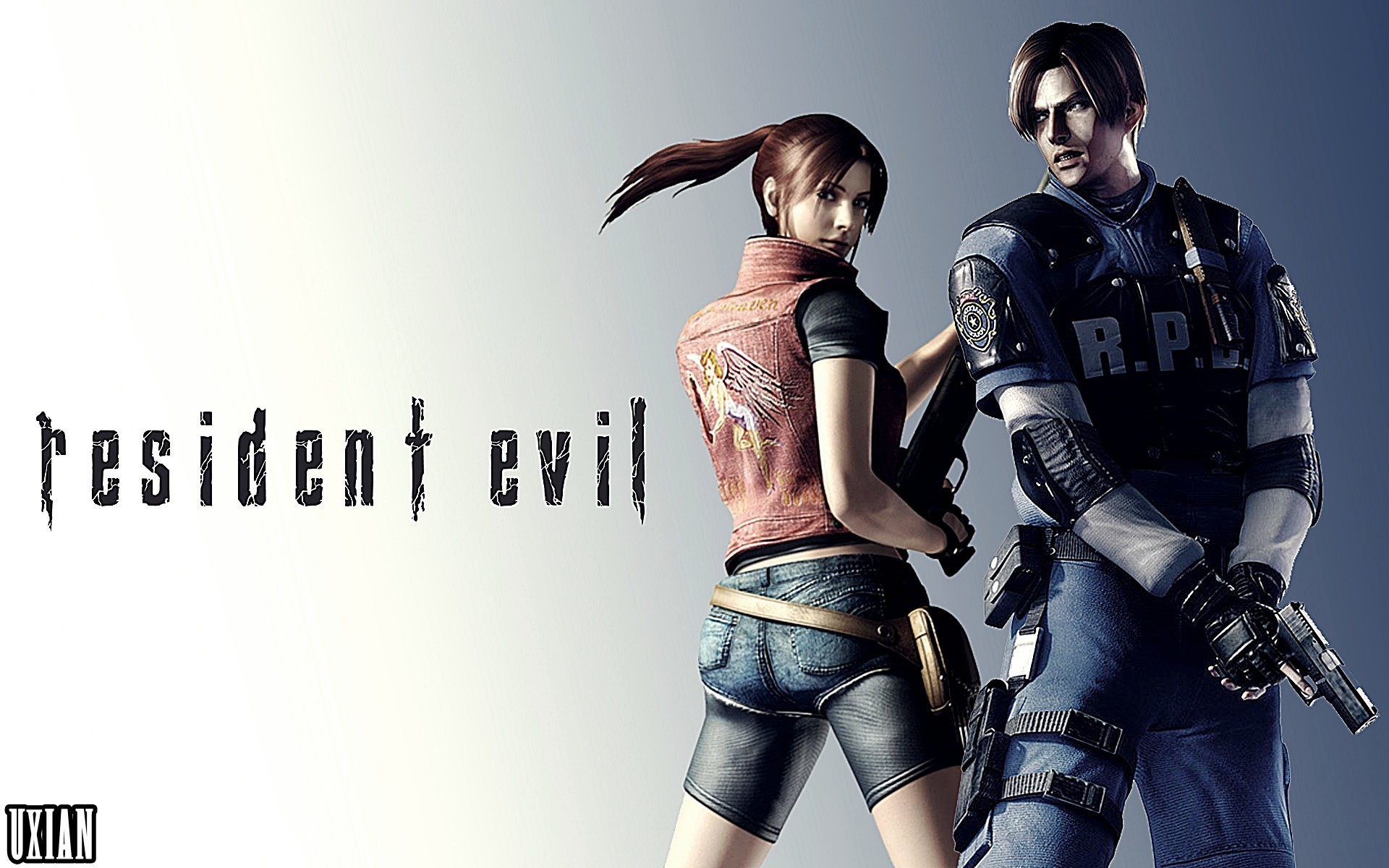 Res: 1920x1200, #61186, claire redfield category - free screensaver wallpapers for claire  redfield
