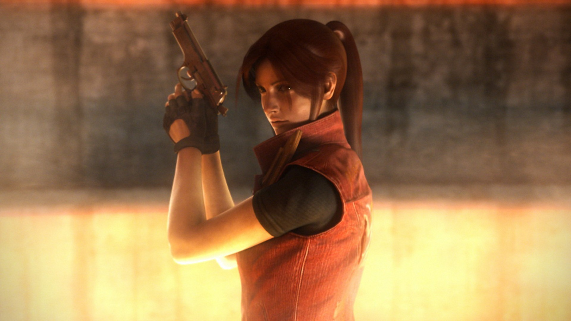 Res: 1920x1080, video games, Resident Evil, Claire Redfield - Free Wallpaper /  WallpaperJam.com