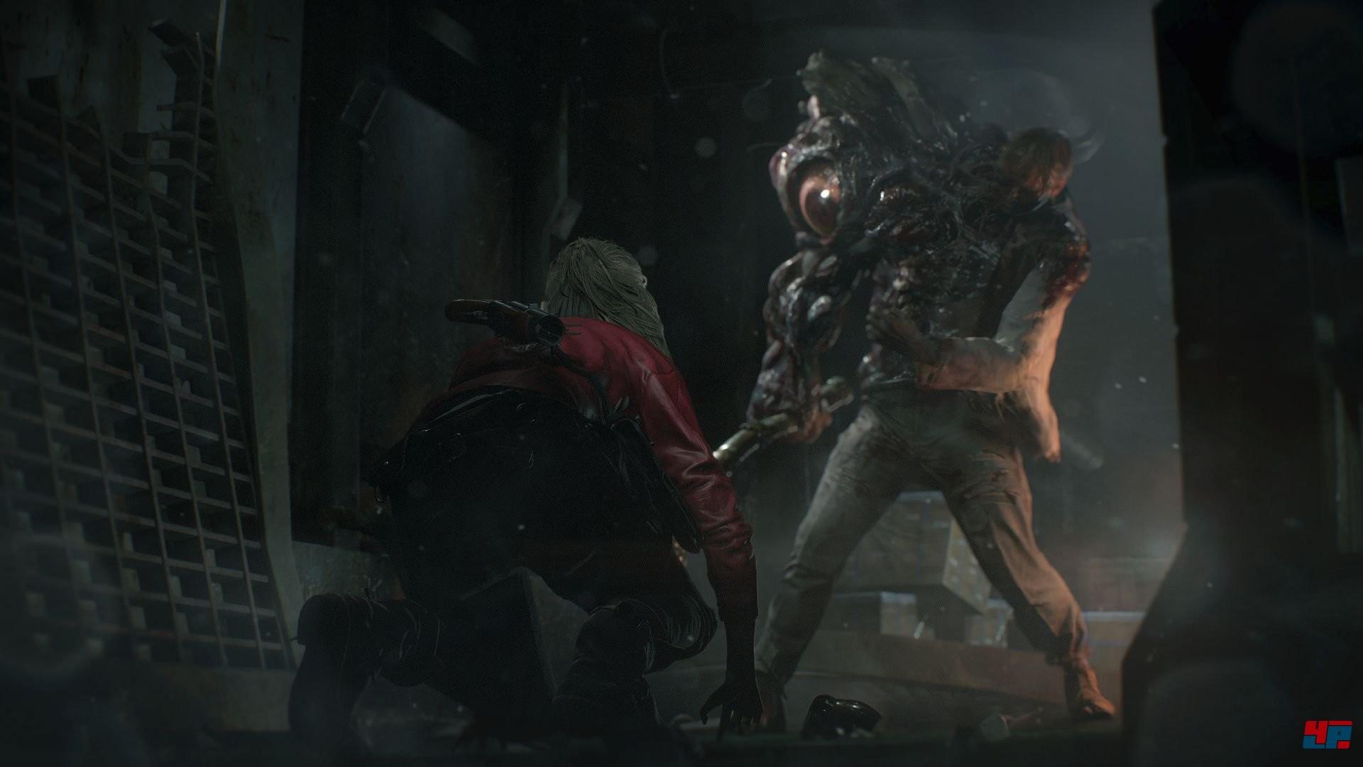 Res: 1920x1080, Screenshot - Resident Evil 2 (PC)