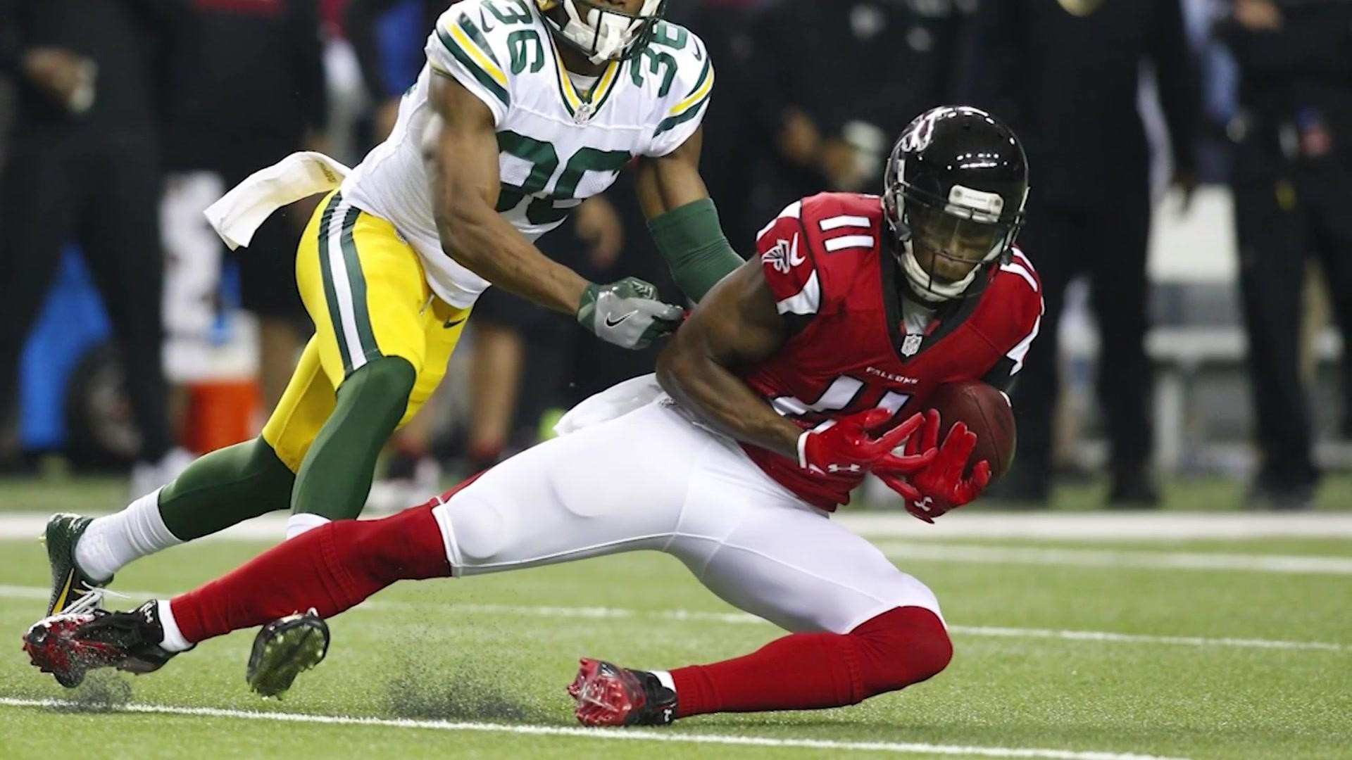 Res: 1920x1080, Troy Brown: Julio may be closest receiver to Randy Moss in a long time   NBC Sports Boston
