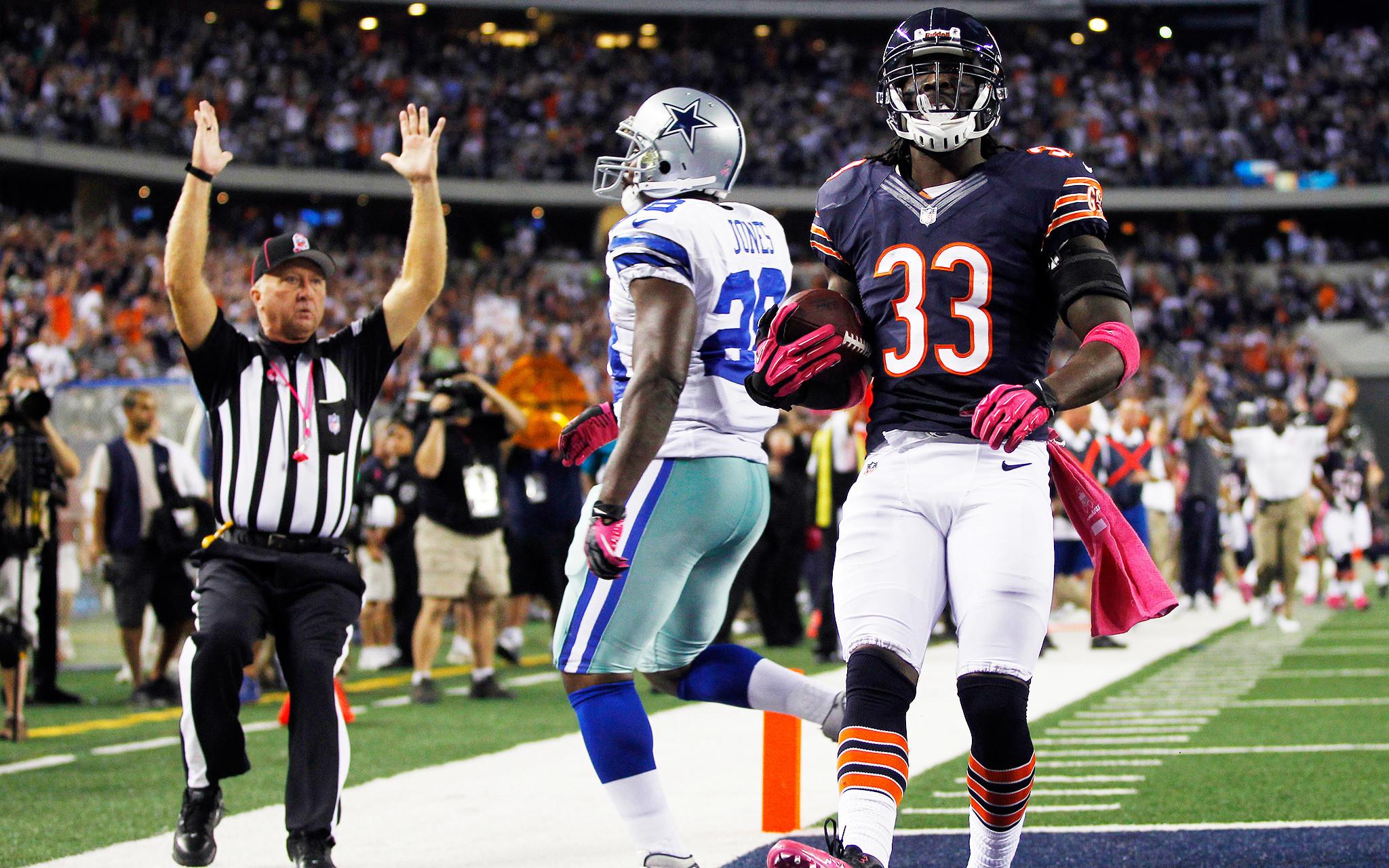 Res: 2048x1280, Cowboys vs. Bears