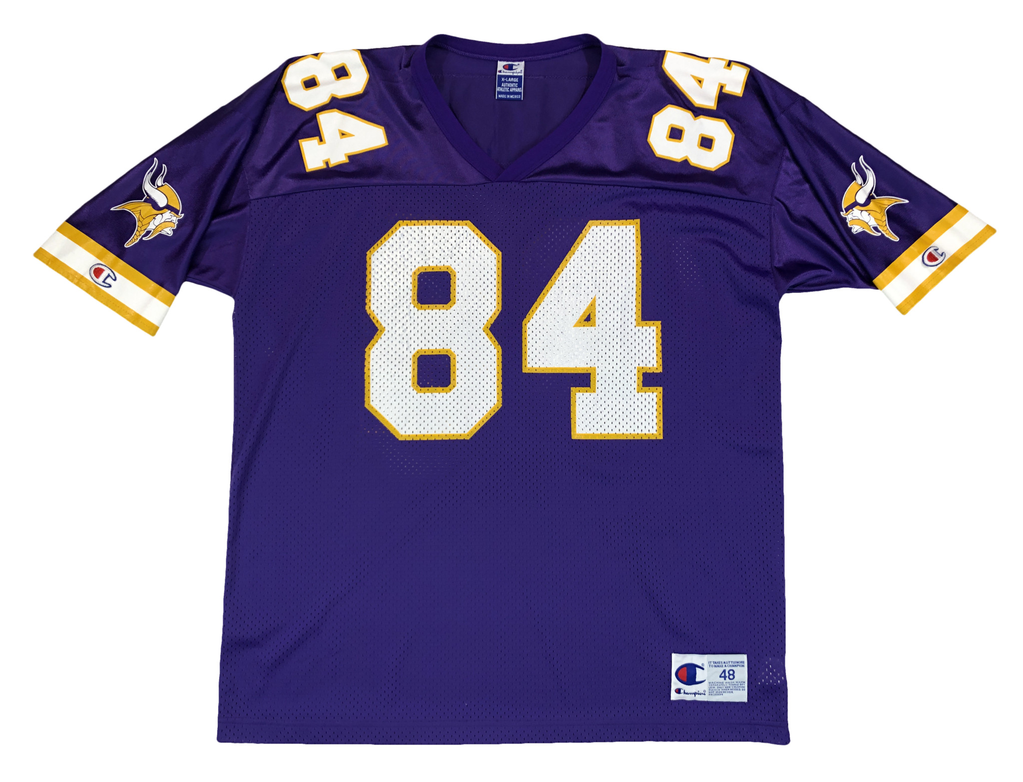 Res: 2048x1566, Load image into Gallery viewer, Vintage Champion Randy Moss Minnesota Vikings Jersey ...