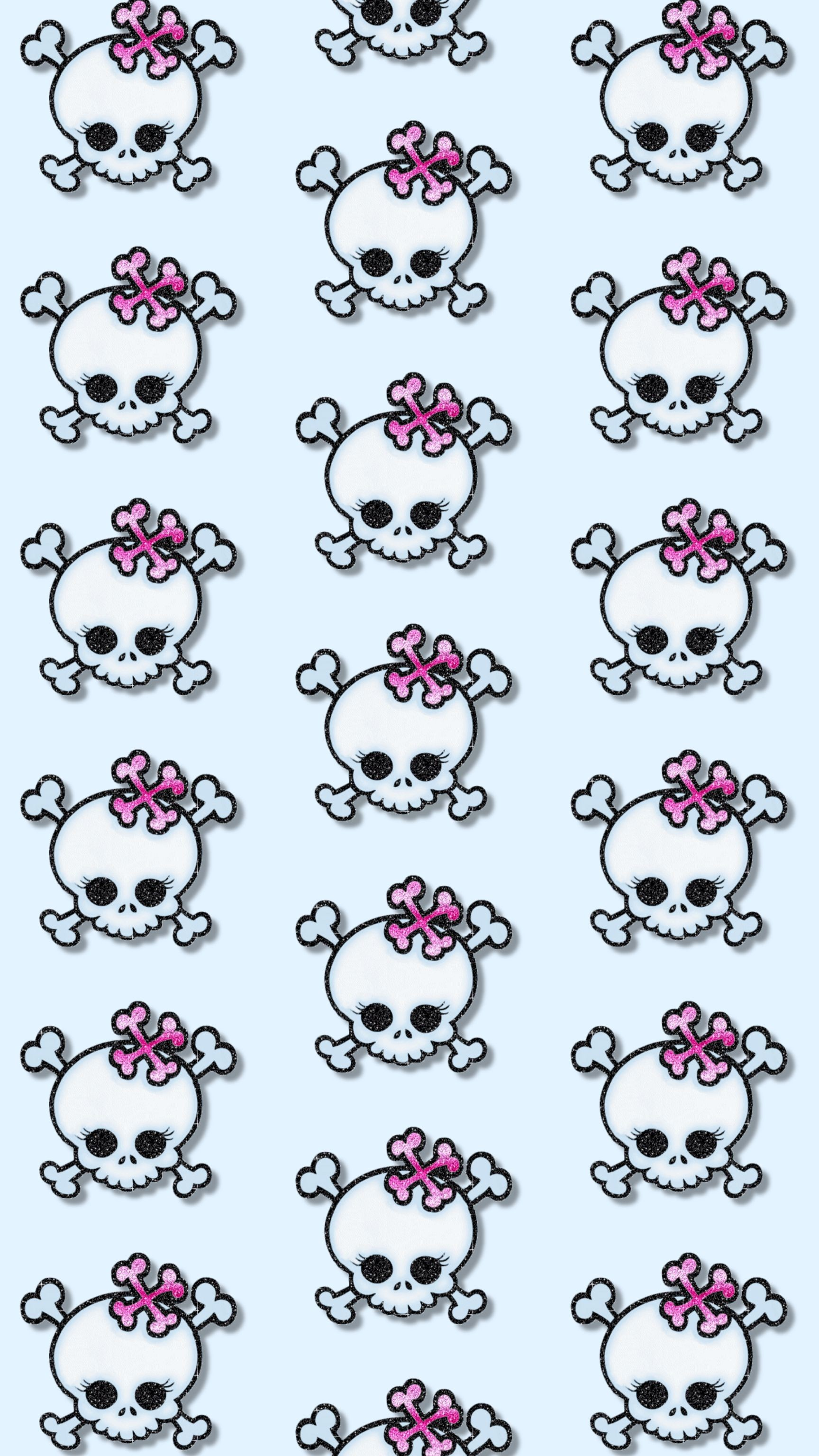 Girly Skull wallpapers - HD wallpaper