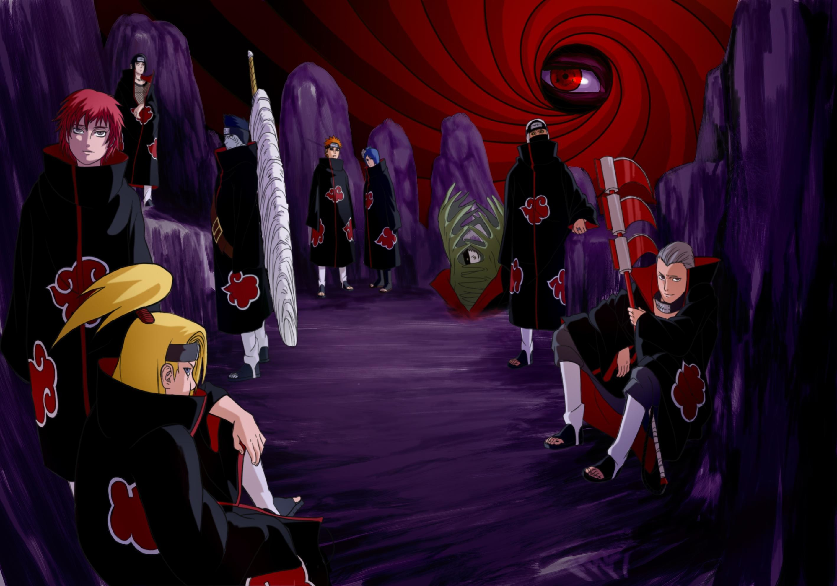 "Res: 2834x1984, 1680x1050 akatsuki wallpaper images HD Wallpapers Buzz 1680x1050"">"
