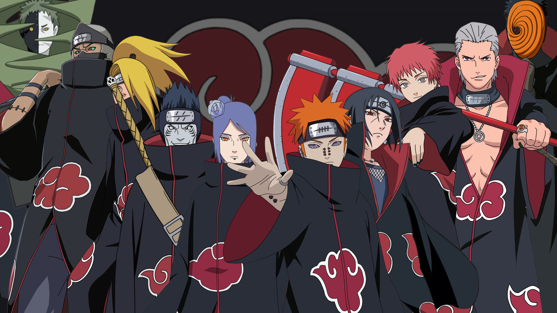Res: 1920x1080, Download Akatsuki Wallpapers HD by ganas APK latest version app