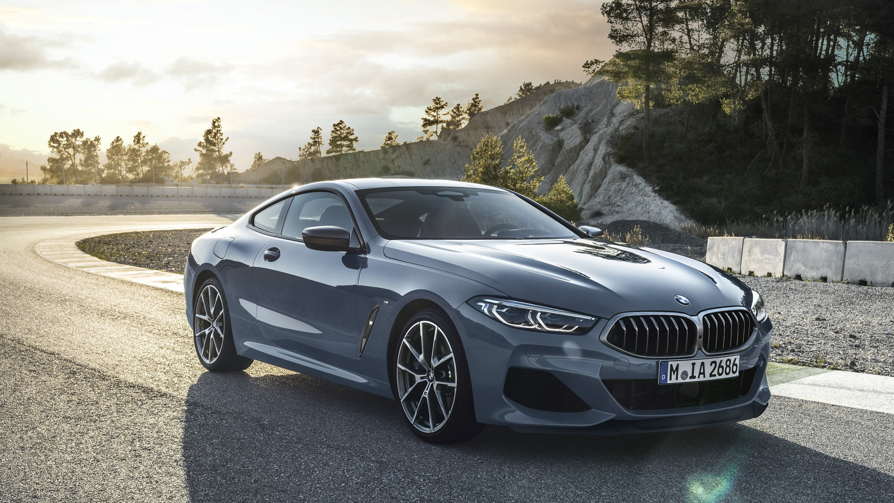 Res: 3000x1688, 2019 BMW 8 Series Pictures, Photos, Wallpapers.