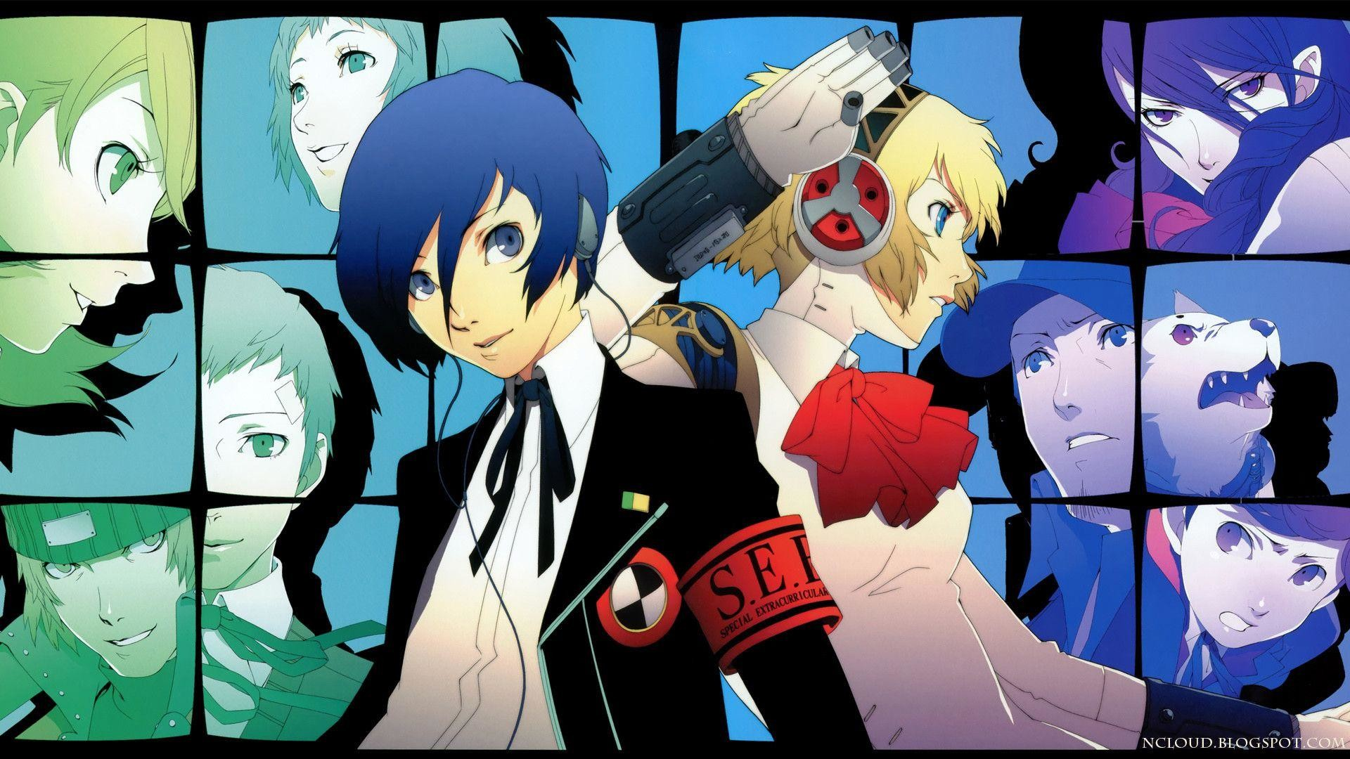 Res: 1920x1080, Games Movies Music Anime: Persona 3 FES coming to NA PSN (PS2 .