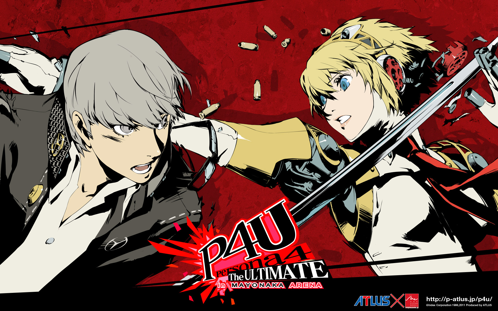 Res: 1920x1200, ... download Persona 4: The Ultimate In Mayonaka Arena image