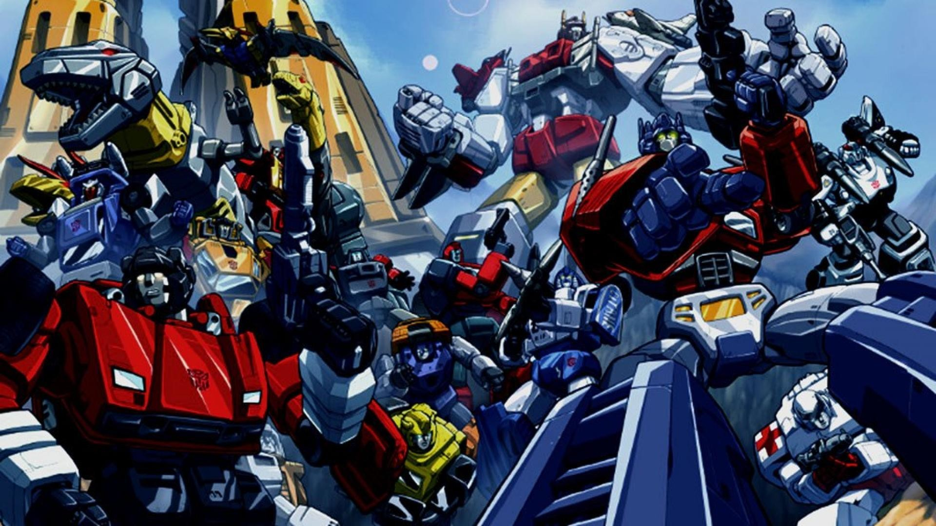 Res: 1920x1080, Transformer Cartoon Wallpapers Group (77+)