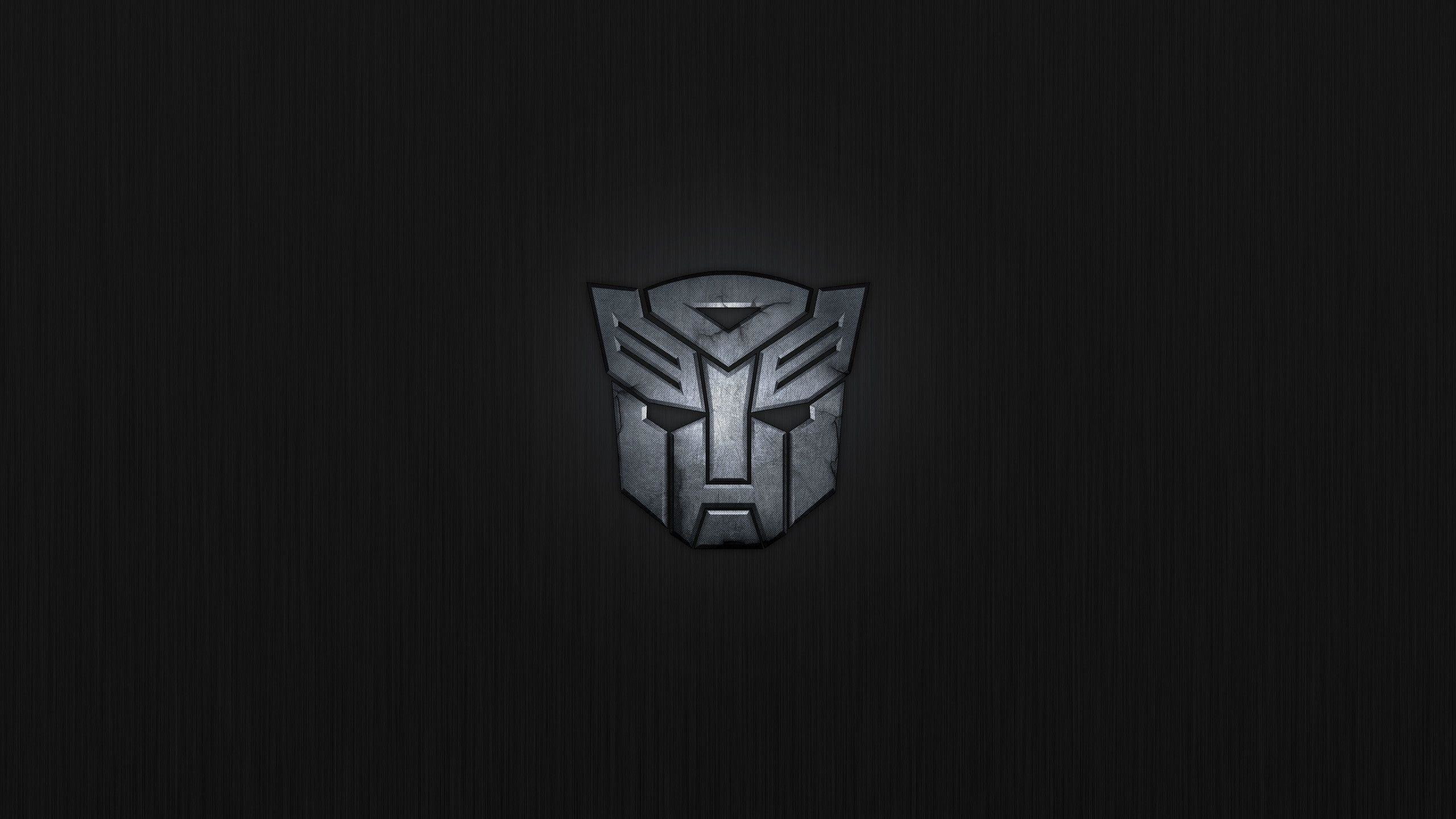 Res: 2560x1440, Download Free Transformers Autobot And Decepticon Logo 6 Wallpaper .