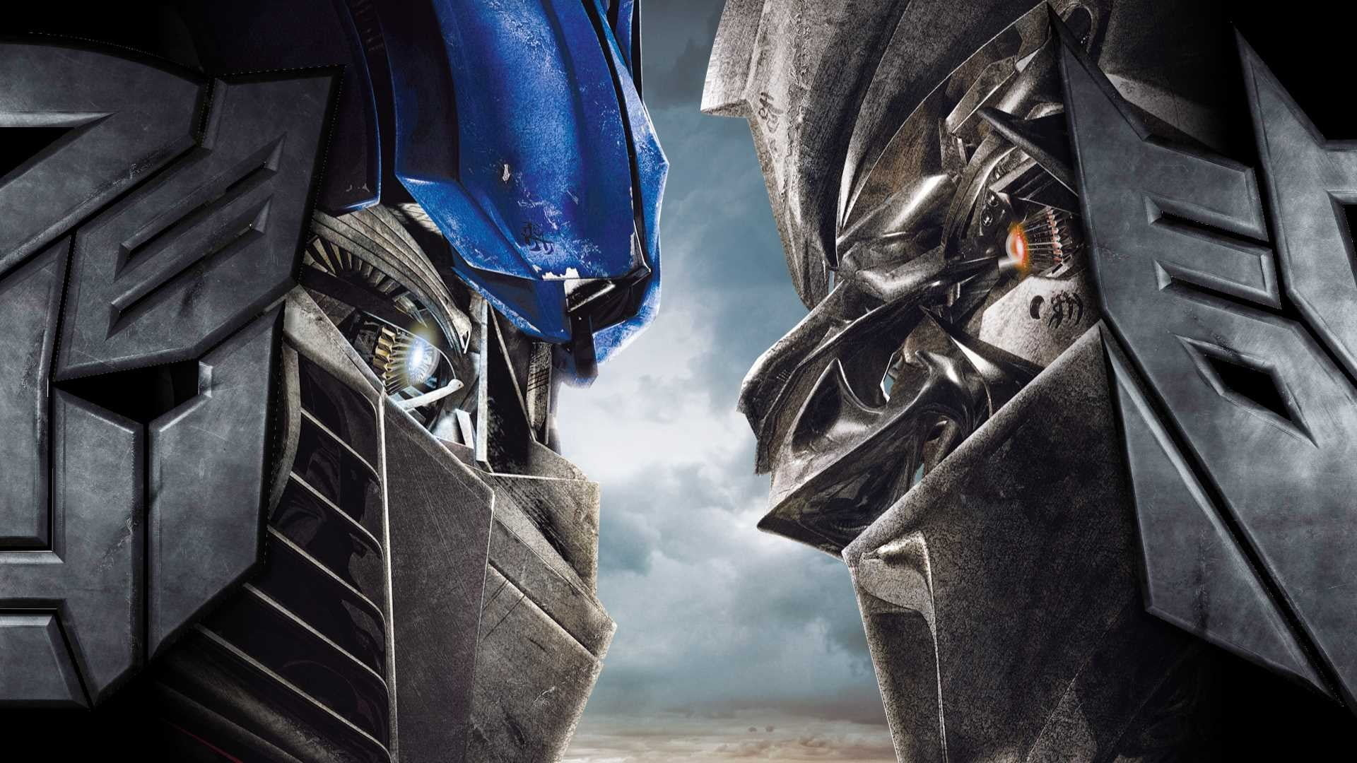 Res: 1920x1080, Transformers Autobots Optimus Prime and Megatron Decepticons digital  wallpaper, movies, Transformers HD wallpaper