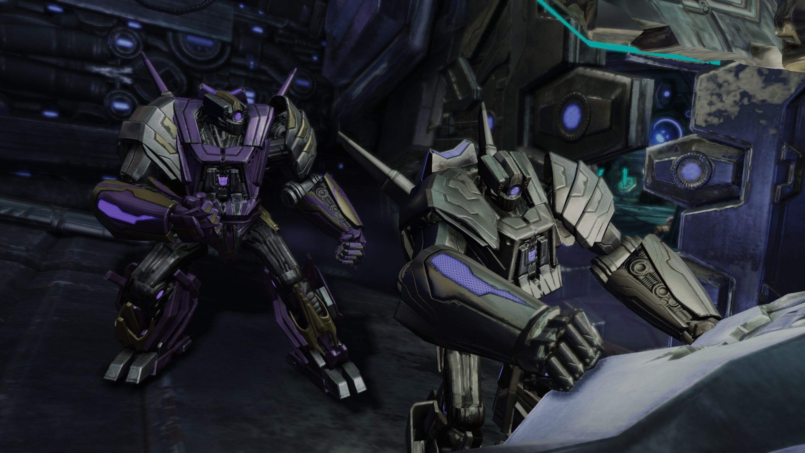 Res: 2560x1440, Transformers: Fall of Cybertron, Decepticons wallpaper and background