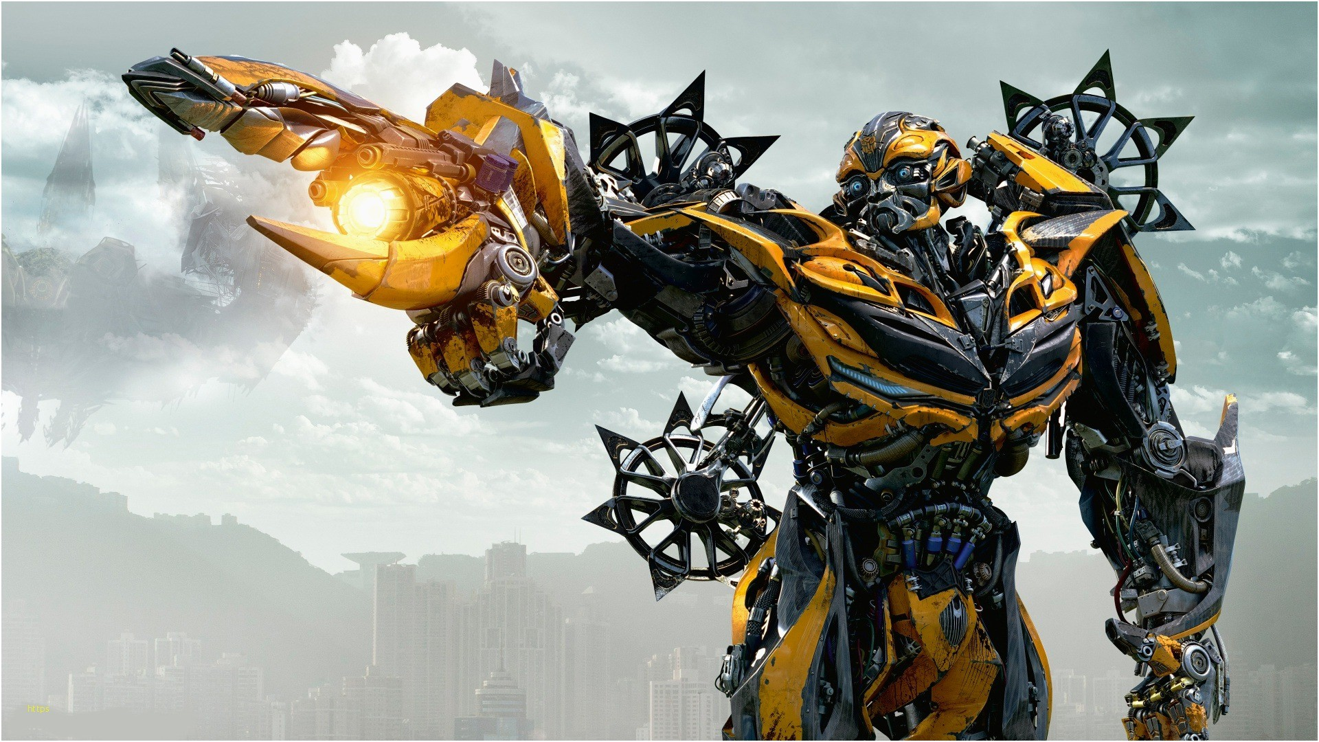 Res: 1920x1080, Transformers 4 Wallpaper Awesome Bumblebee 3d Autobots Transformers Hd  Wallpaper