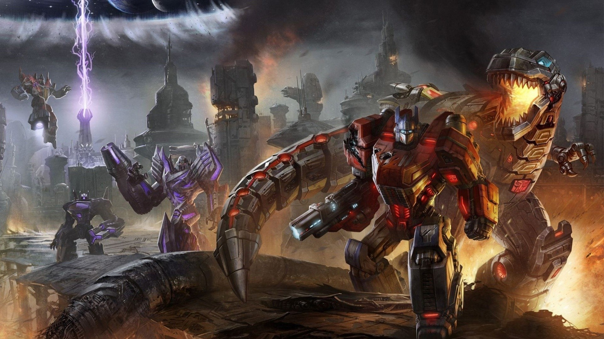 Res: 1920x1080, Transformers Optimus Prime Autobot 1080p HD Wallpaper Background