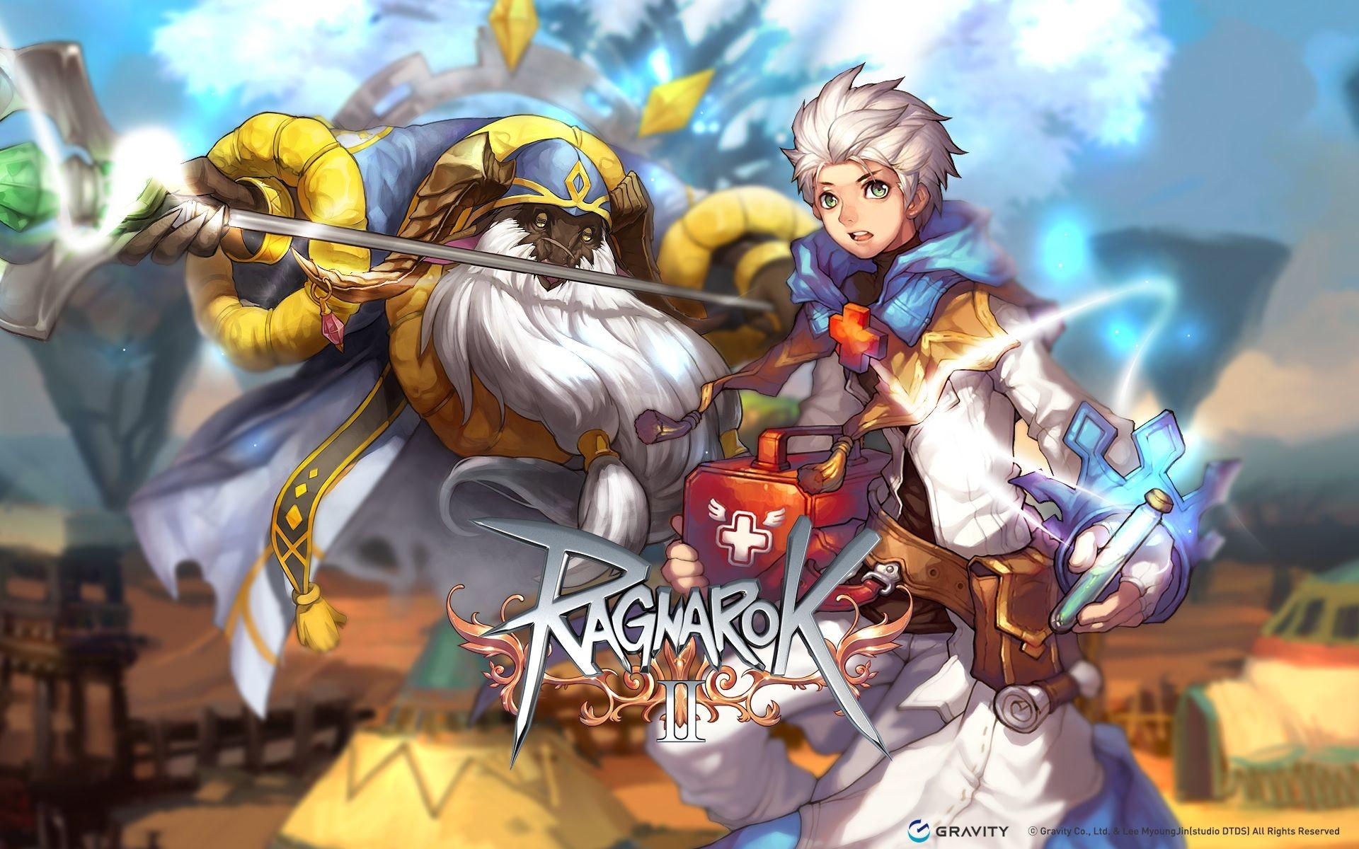 Res: 1920x1200, ... Ragnarok Online 2 wallpaper 6