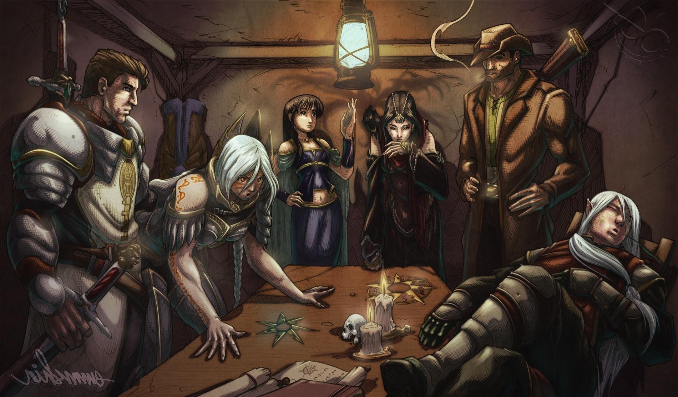 Res: 2168x1270, Ragnarok Online, Pathfinder, Mmorpg, Fantasy Art Wallpapers HD / Desktop  and Mobile Backgrounds