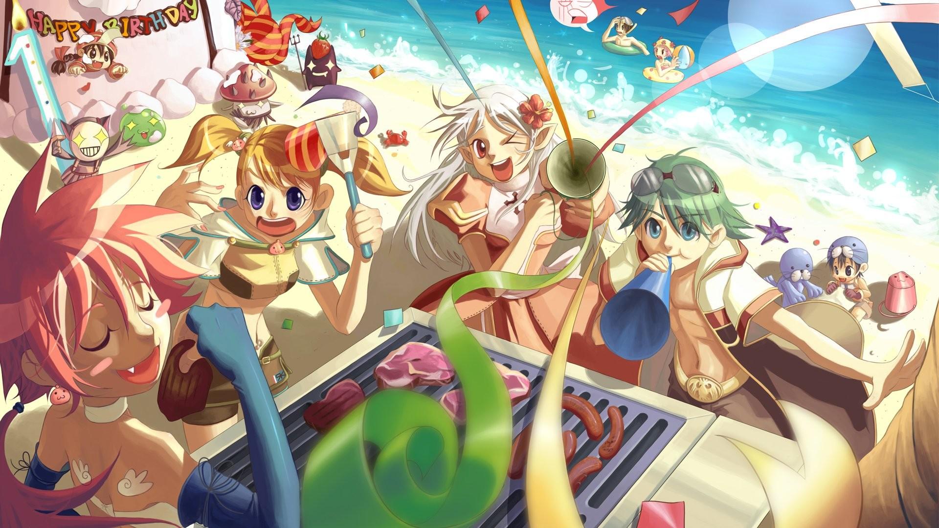 Res: 1920x1080, RAGNAROK Online mmo rpg fantasy action adventure 1ragnarok anime ... ragnarok  wallpapers | WallpaperUP