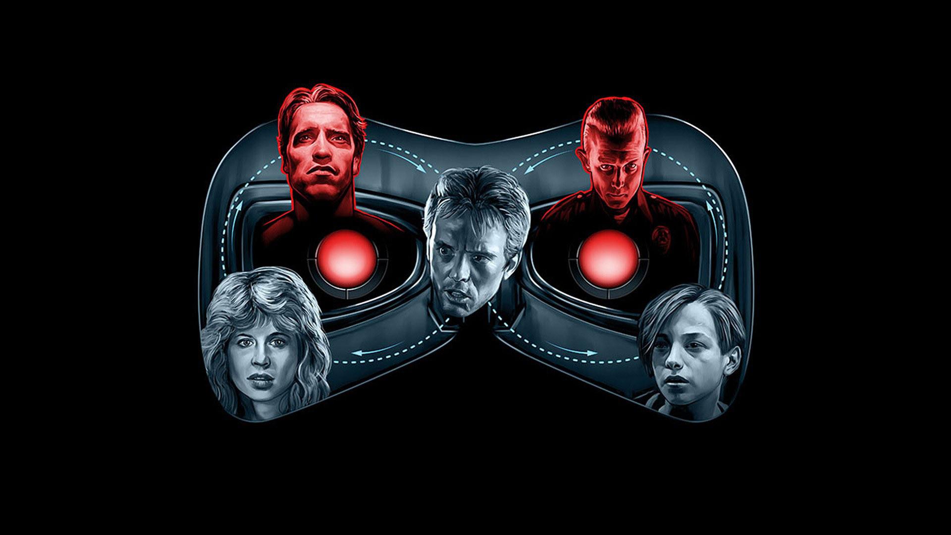 Res: 1920x1080, Terminator 2 – Tag der Abrechnung HD Wallpaper | Hintergrund |  |  ID:610088 - Wallpaper Abyss