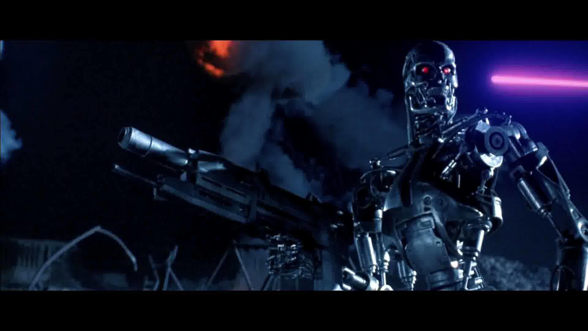 Res: 1920x1080, Terminator 2 Wallpaper