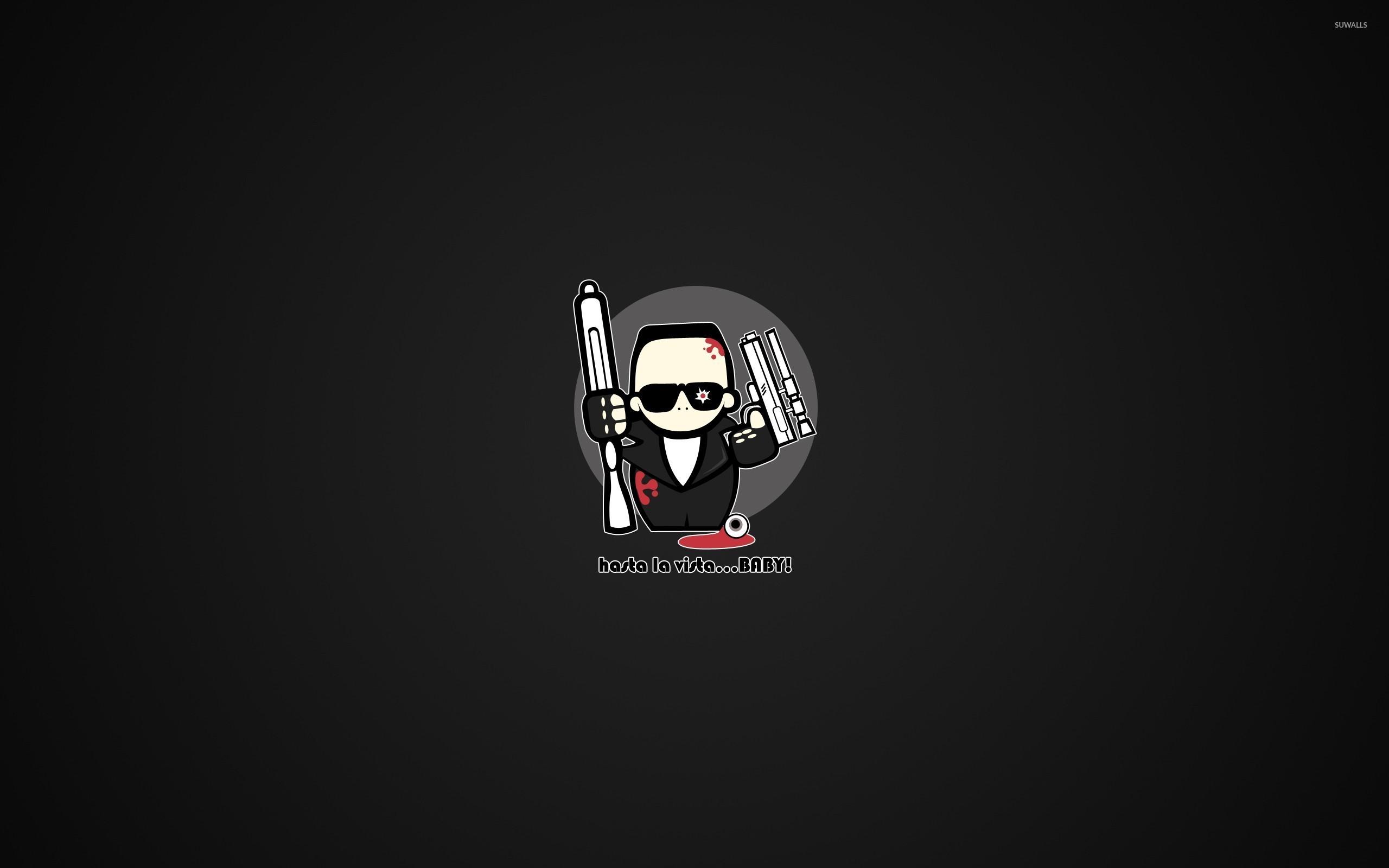 Res: 2560x1600, Terminator [2] wallpaper