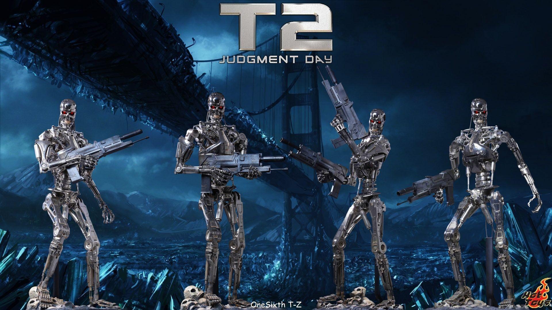 Res: 1920x1080, Terminator 2: Judgment Day Wallpaper 11 - 1920 X 1080