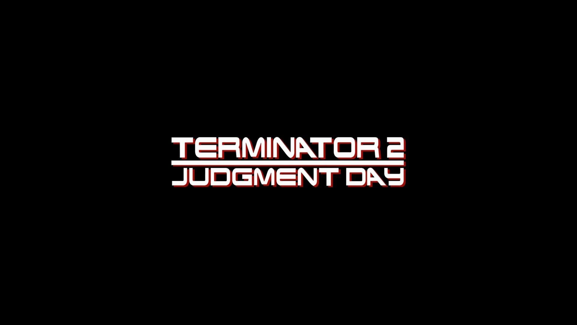 Res: 1920x1080, Terminator 2: Judgment Day HD Wallpaper
