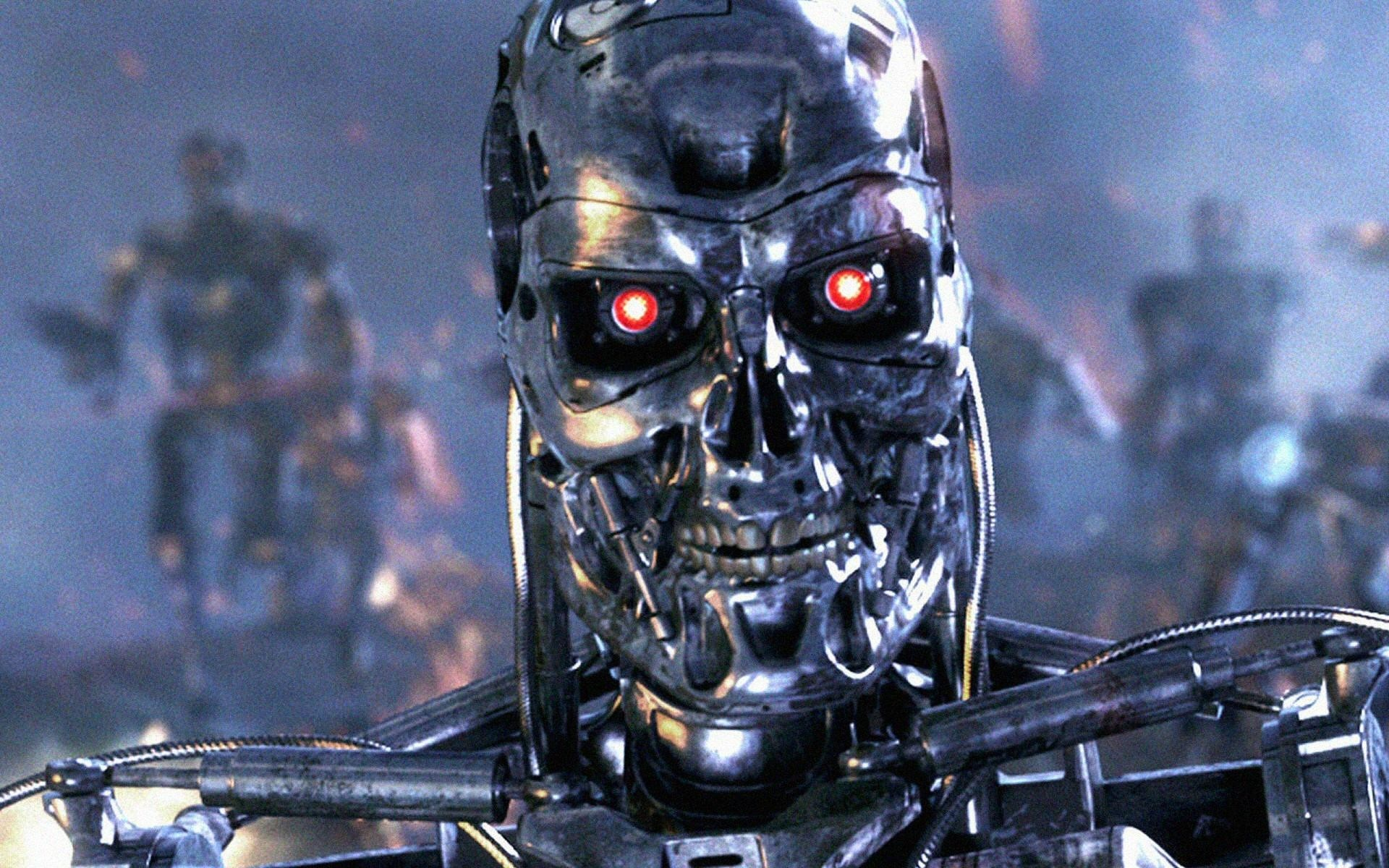 Res: 1920x1200, View all Terminator 2: Judgment Day Wallpapers. Report this Image? favorite  enlarge^  ...