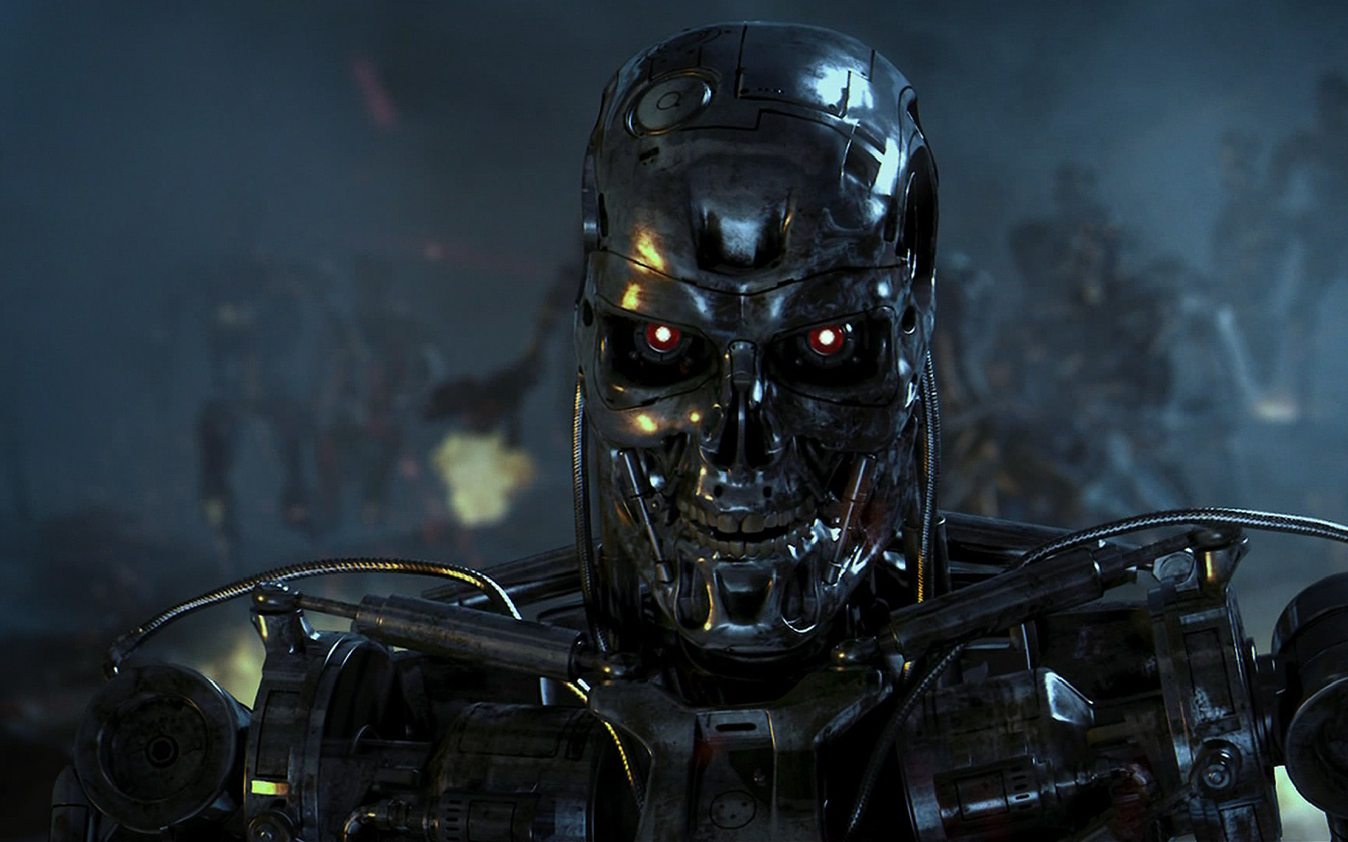 Res: 1920x1200, Terminator 2 Wallpaper
