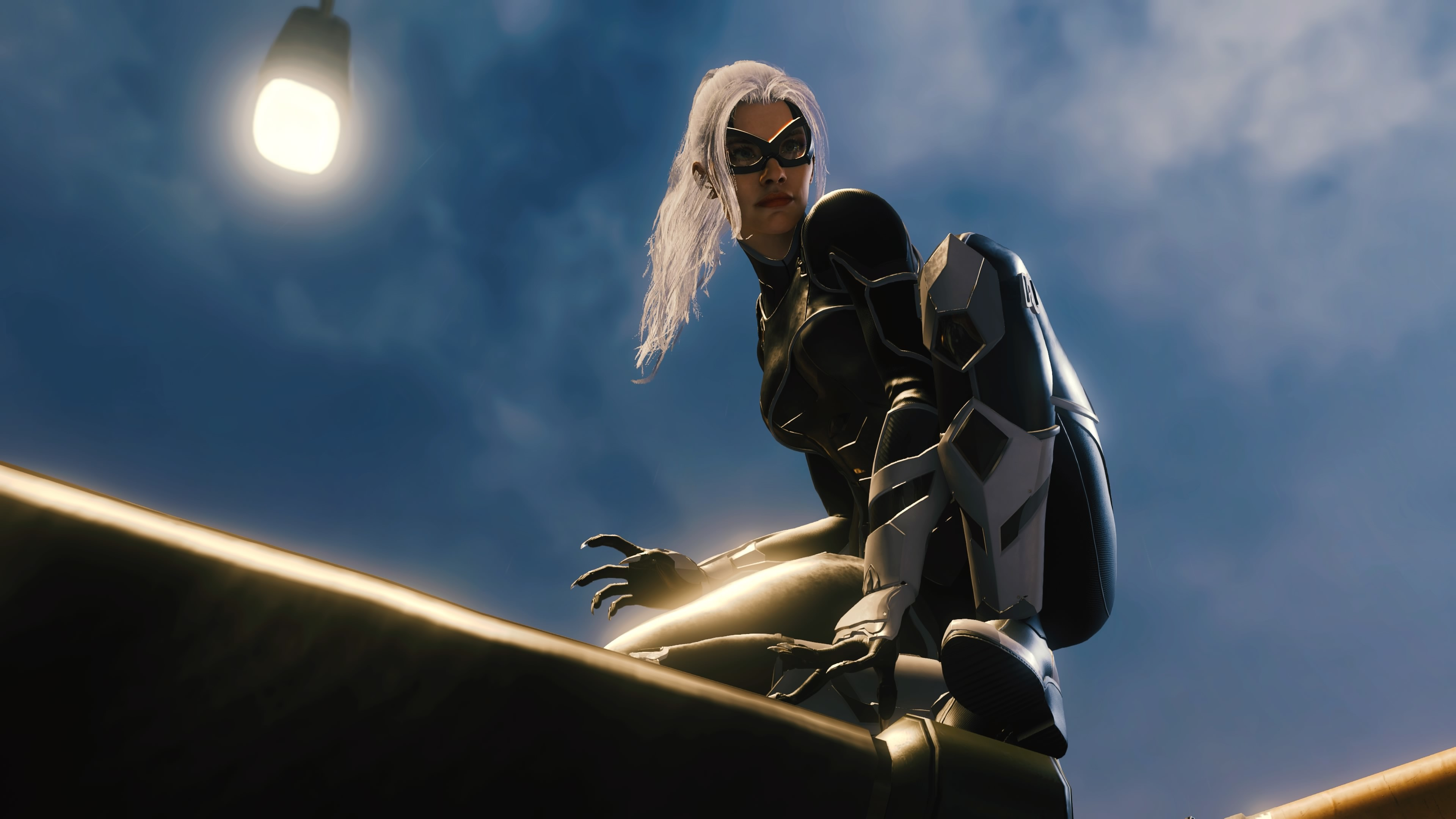Res: 3840x2160, Felicia Hardy In Spiderman Ps4