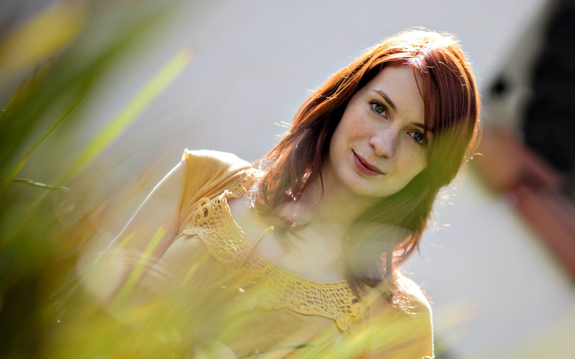 Res: 1920x1200, Felicia Day HD Wallpaper | Hintergrund |  | ID:598139 - Wallpaper  Abyss