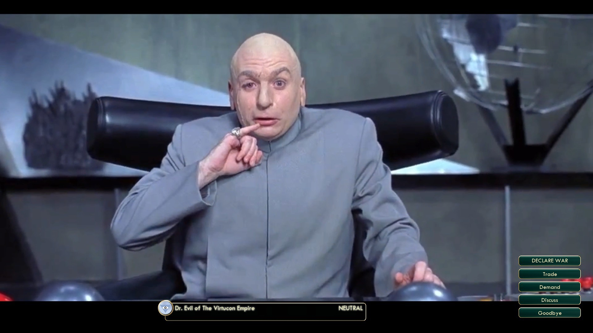 Res: 1920x1080, Dr Evil Wallpaper