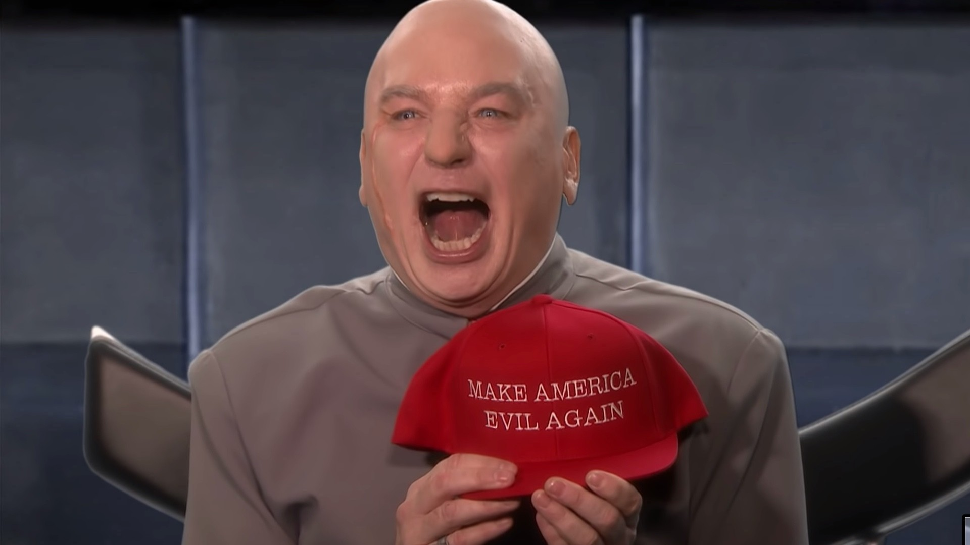 Res: 1920x1080, Dr. Evil is Back and Running For Congress and He Wants to Make America Evil  Again — GeekTyrant