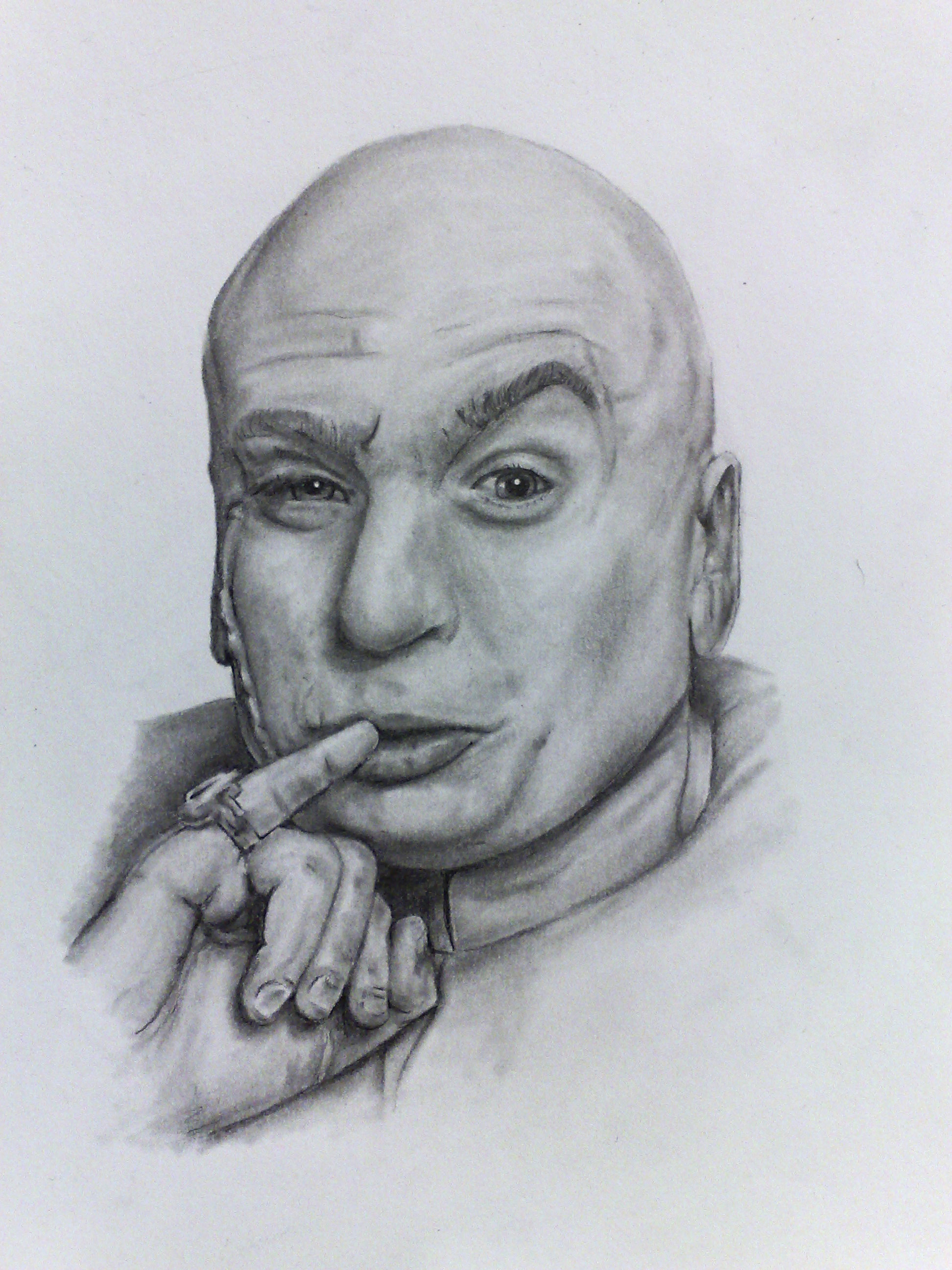 Res: 1944x2592, Dr Evil Wallpaper