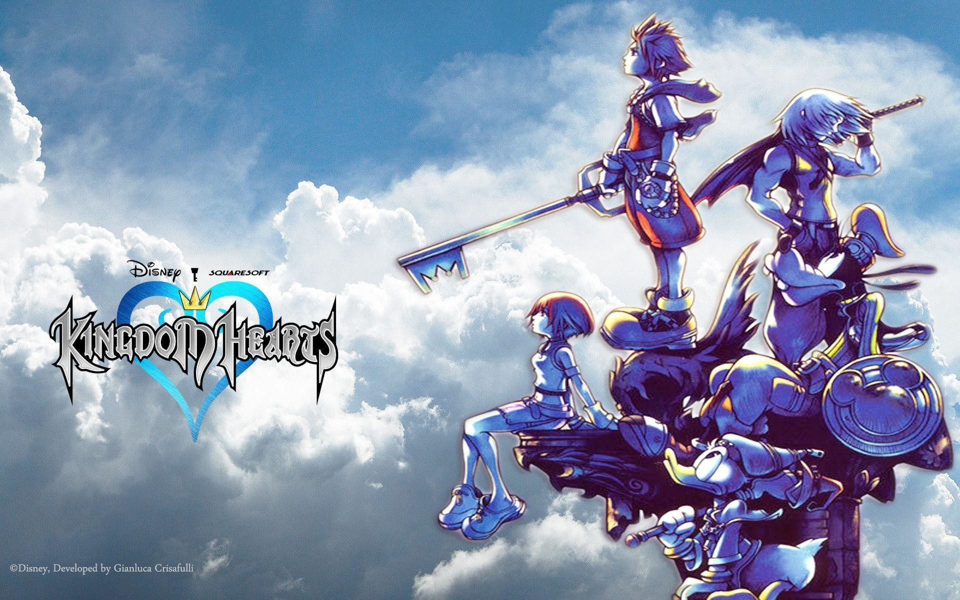 Res: 1920x1200, Kingdom Hearts Wallpapers - Full HD wallpaper search