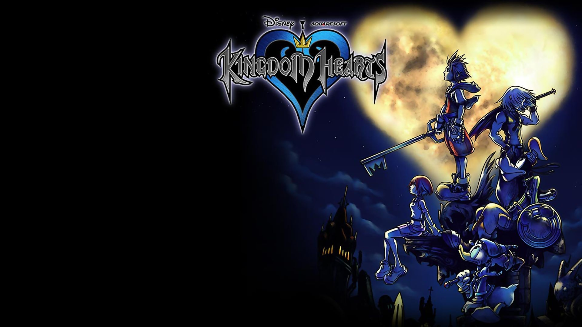 Res: 1920x1080, Kingdom Hearts Wallpaper Hd Resolution