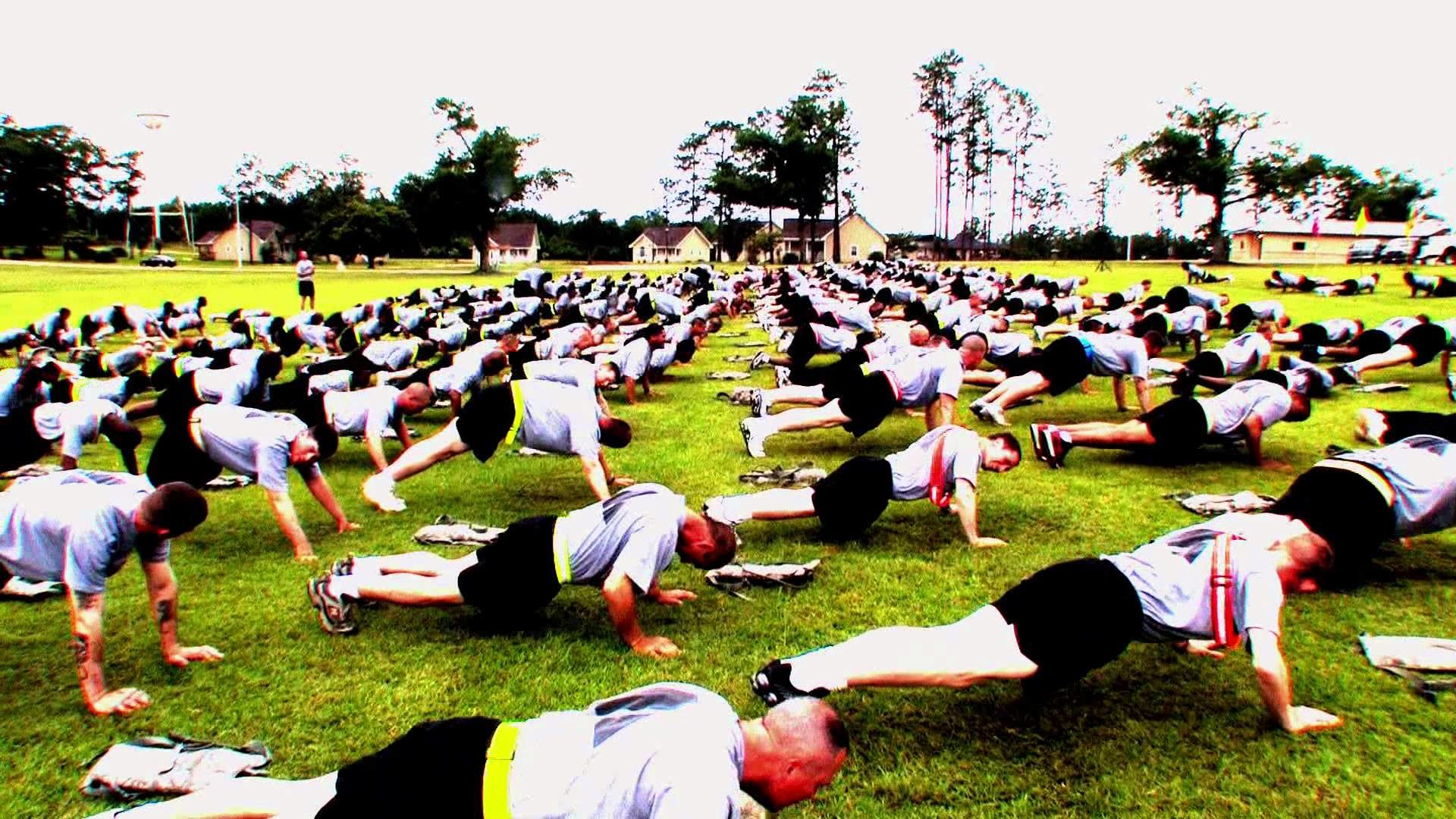 Res: 1920x1080, Boot Camp Instructor Certification with SGT Ken®