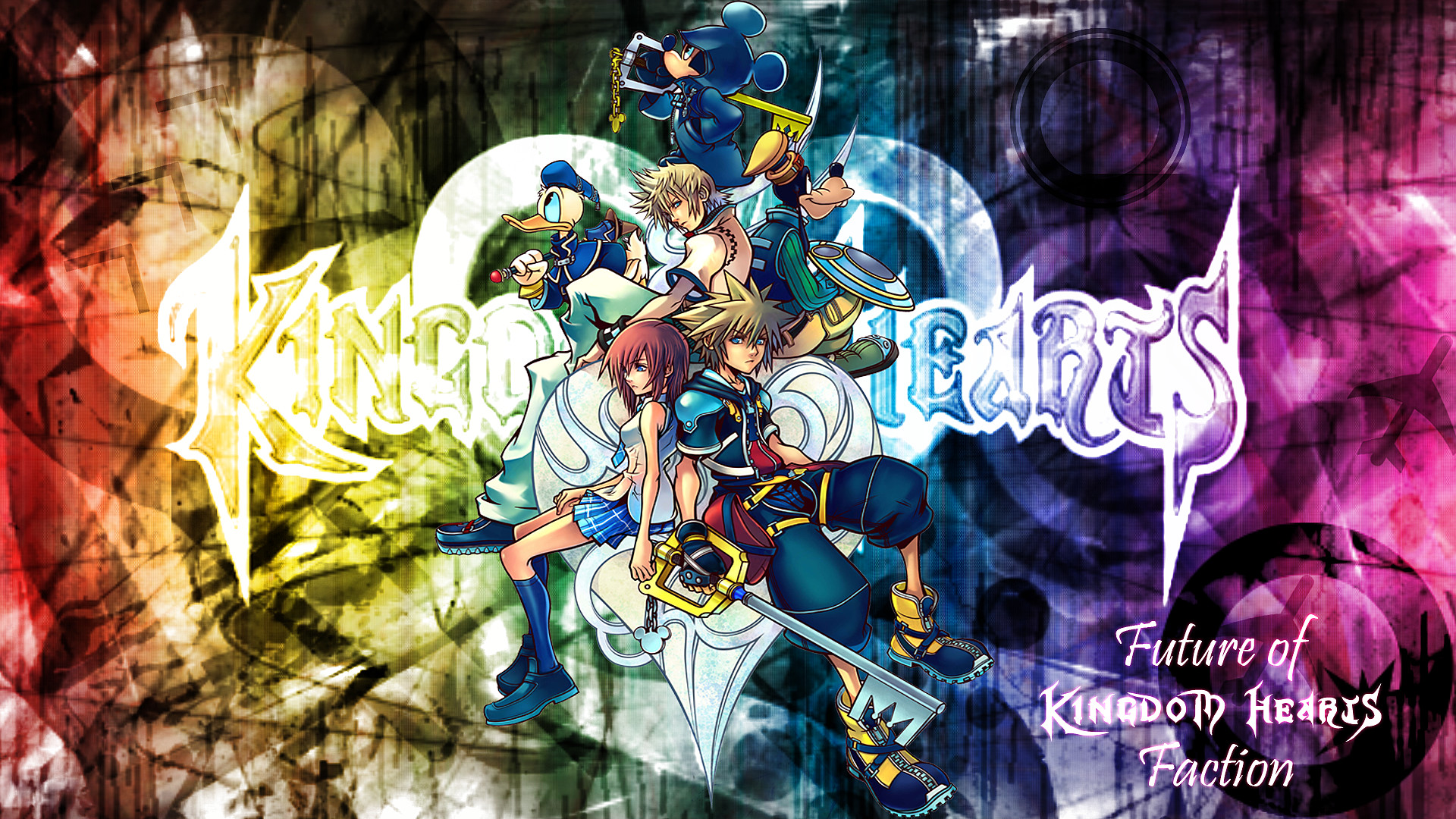 Res: 1920x1080, ... img.54: Kingdom Hearts Wallpapers () ...