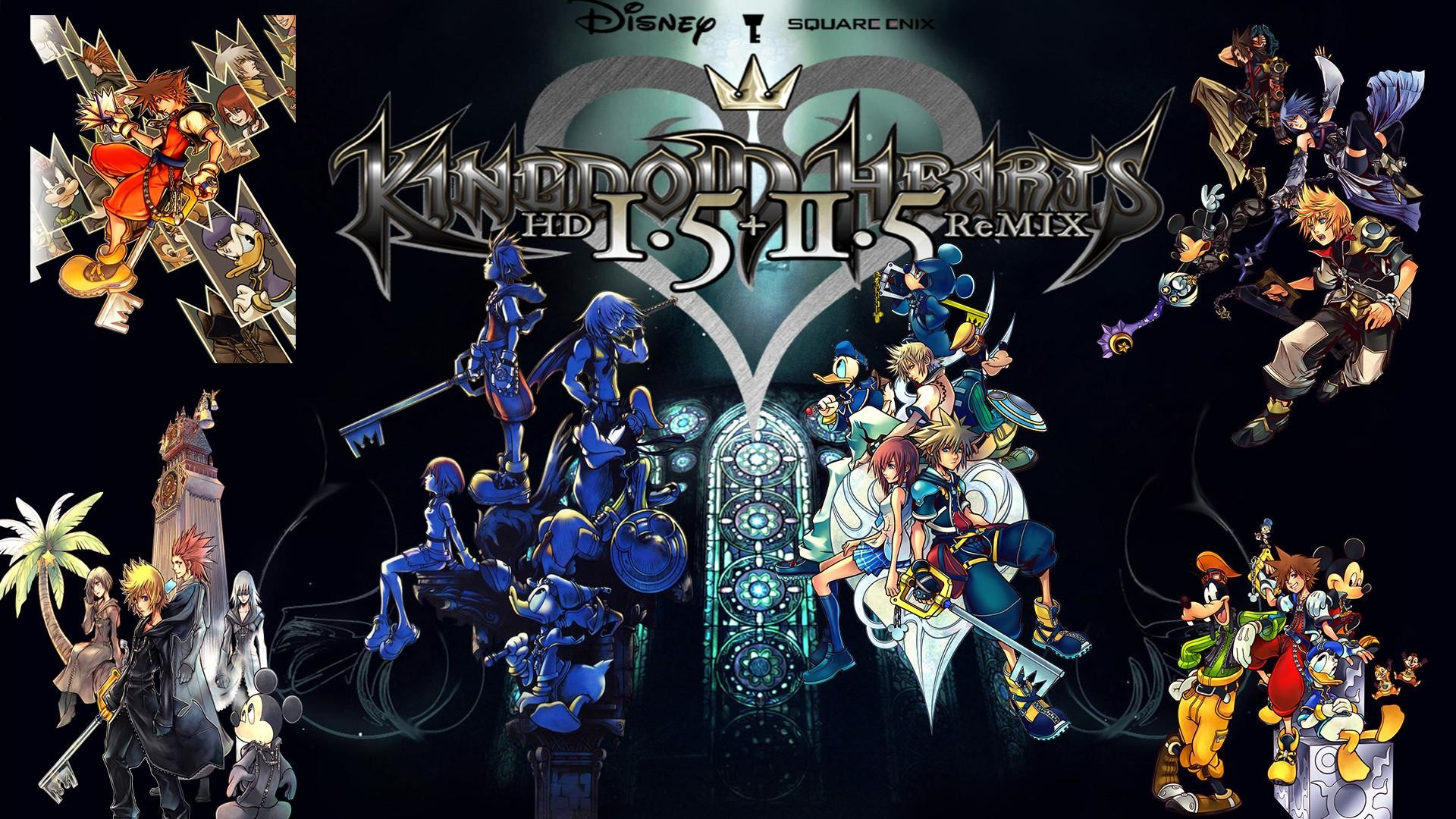 Res: 1920x1080, kingdom hearts wallpaper  #918970