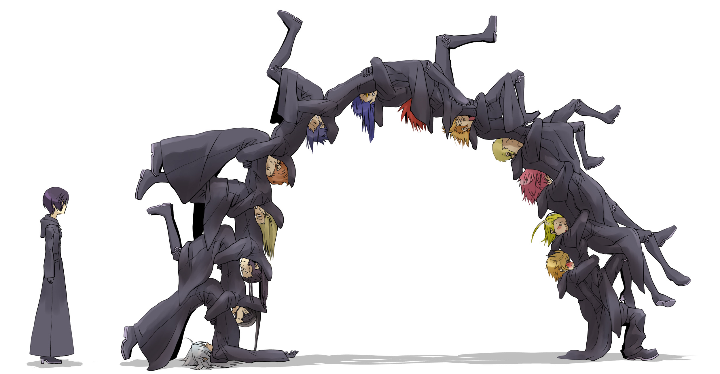 Res: 2500x1300, Kingdom Hearts · download Kingdom Hearts image